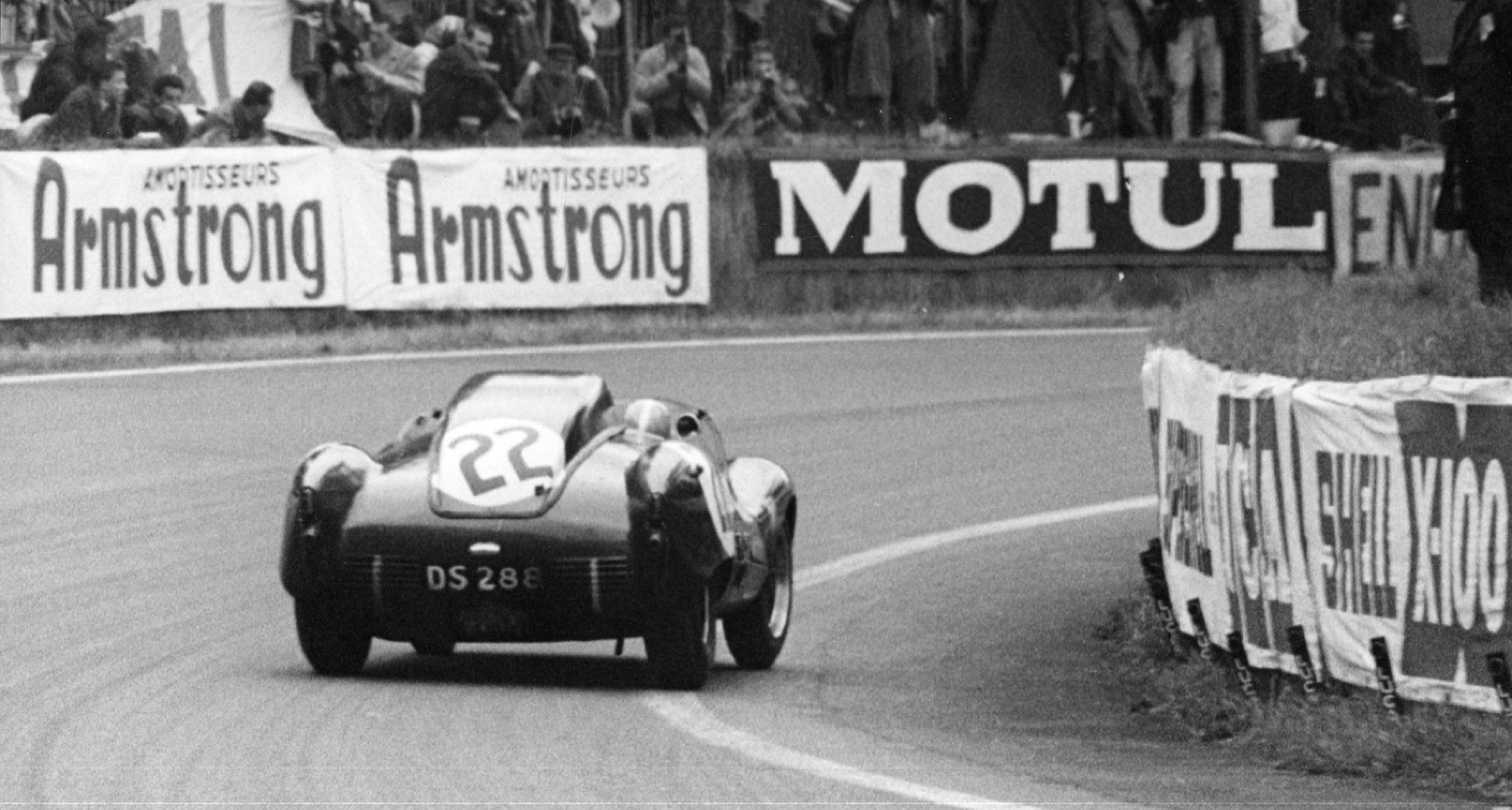 1960 Cooper T49 Monaco