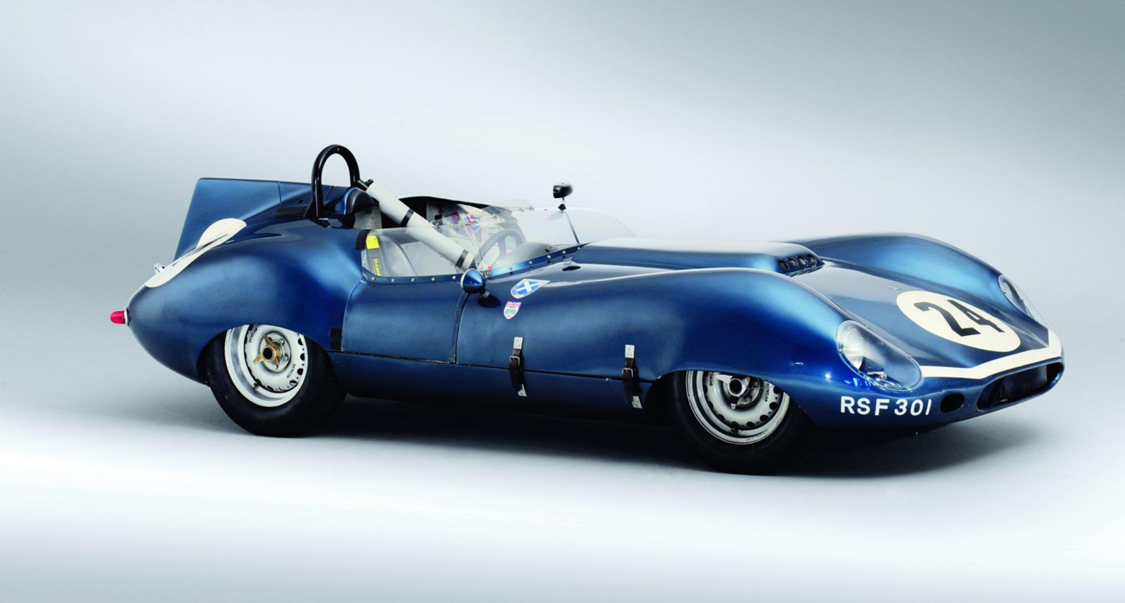 1959 Tojiero-Jaguar