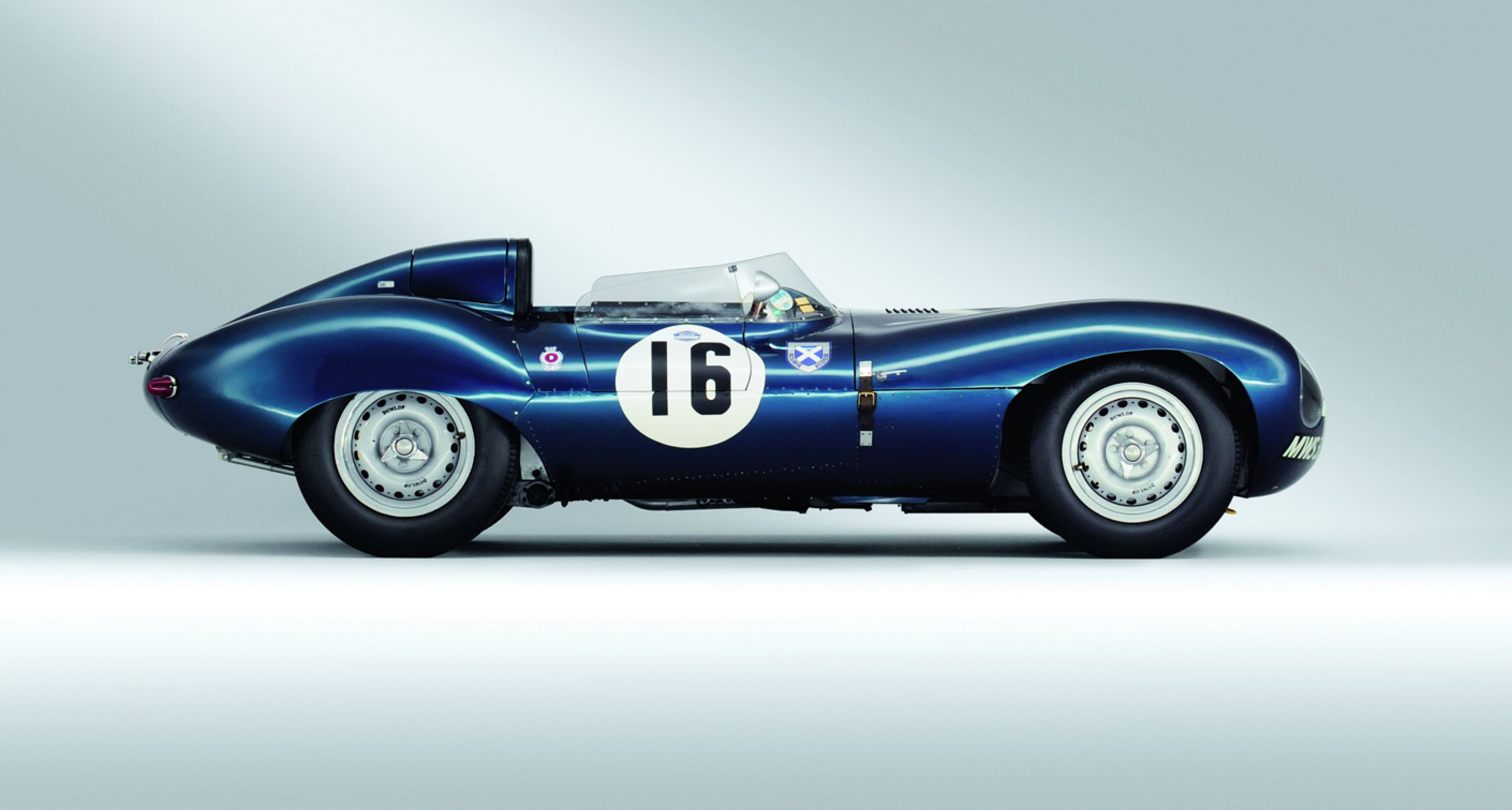 1956 Jaguar D-Type