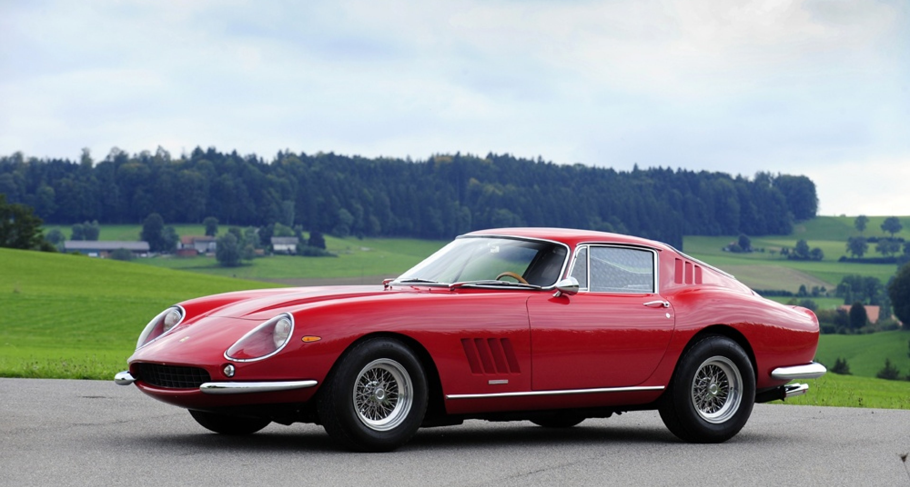 Polanski S Ferrari 275 Gtb 4 On Sale For The First Time In 25 Years Classic Driver Magazine