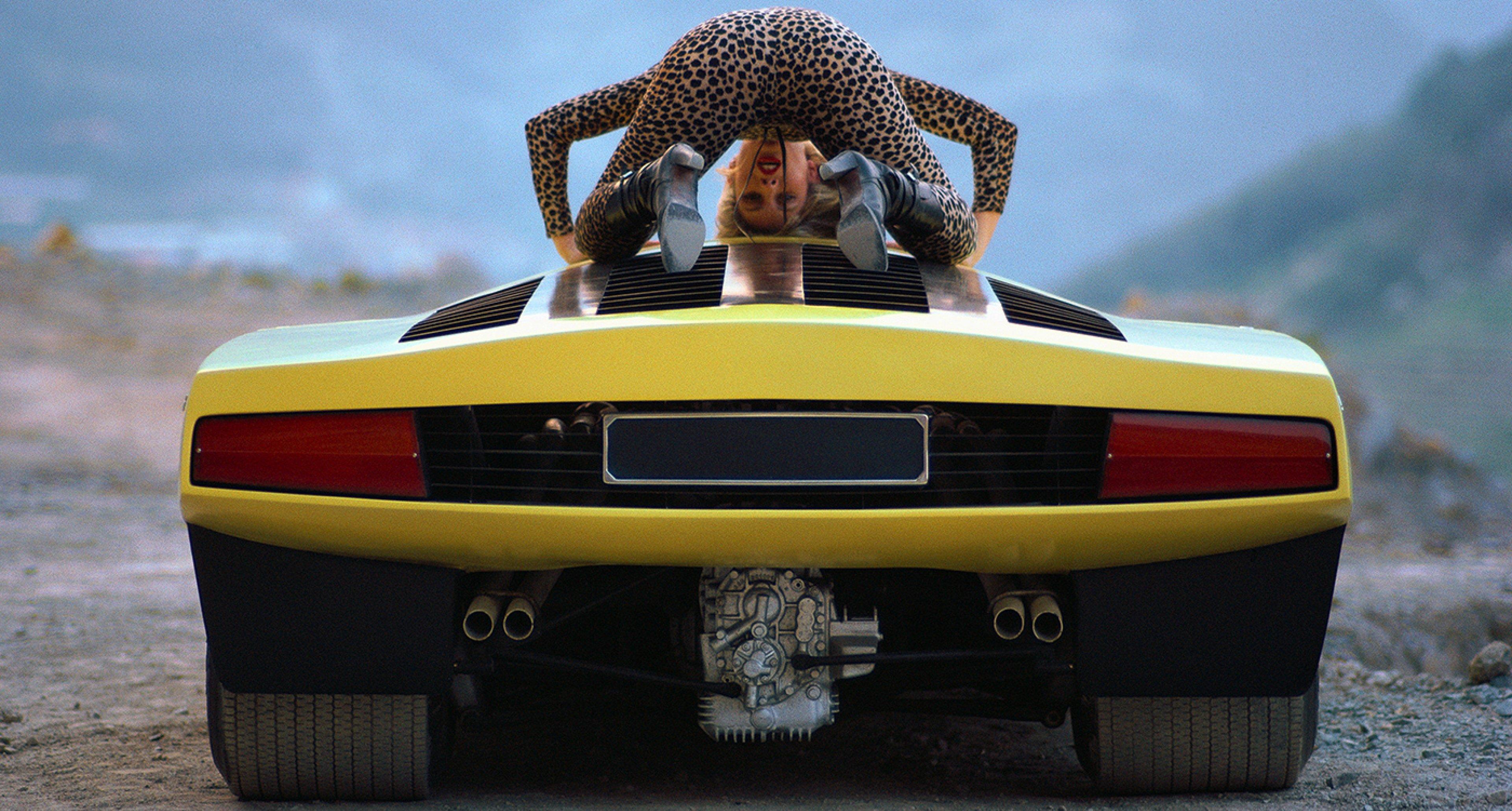 Ferrari 512 s berlinetta speciale