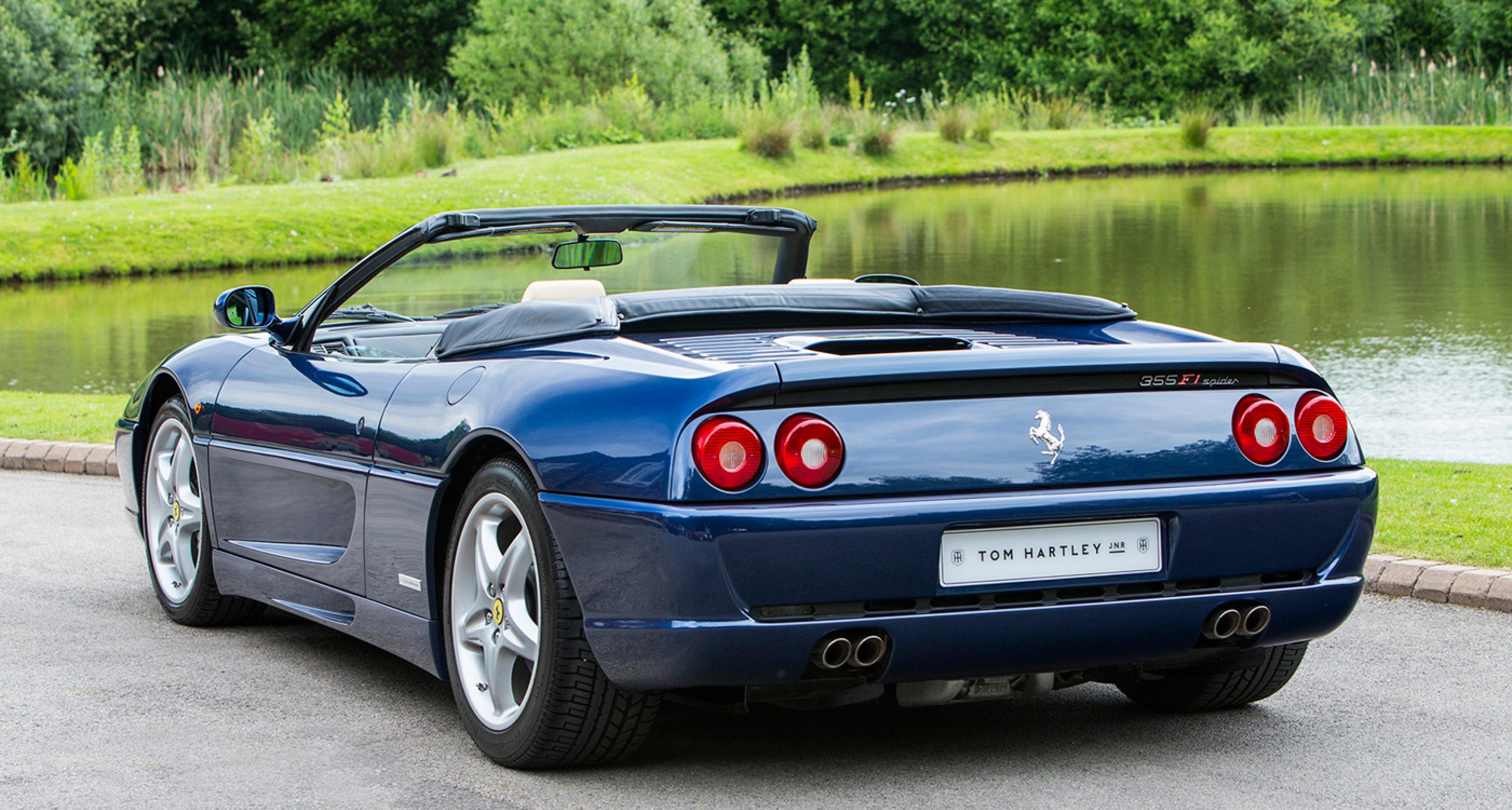 Ferrari f355 reliability