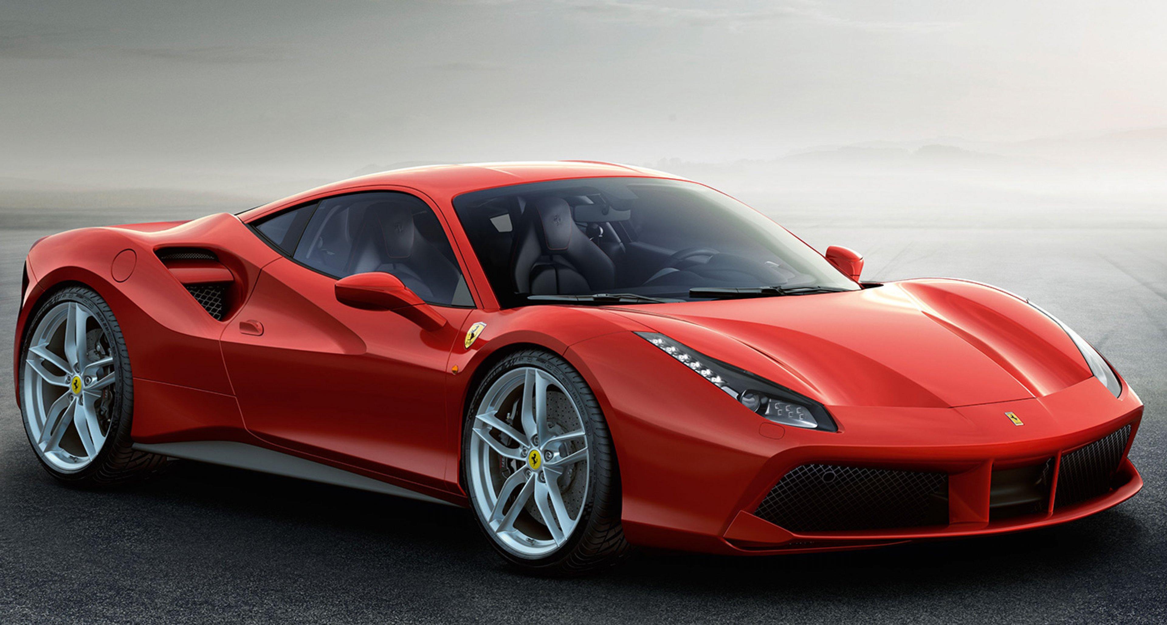 Turbocharged Ferrari 488 Gtb To Replace 458 Italia Classic Driver Magazine