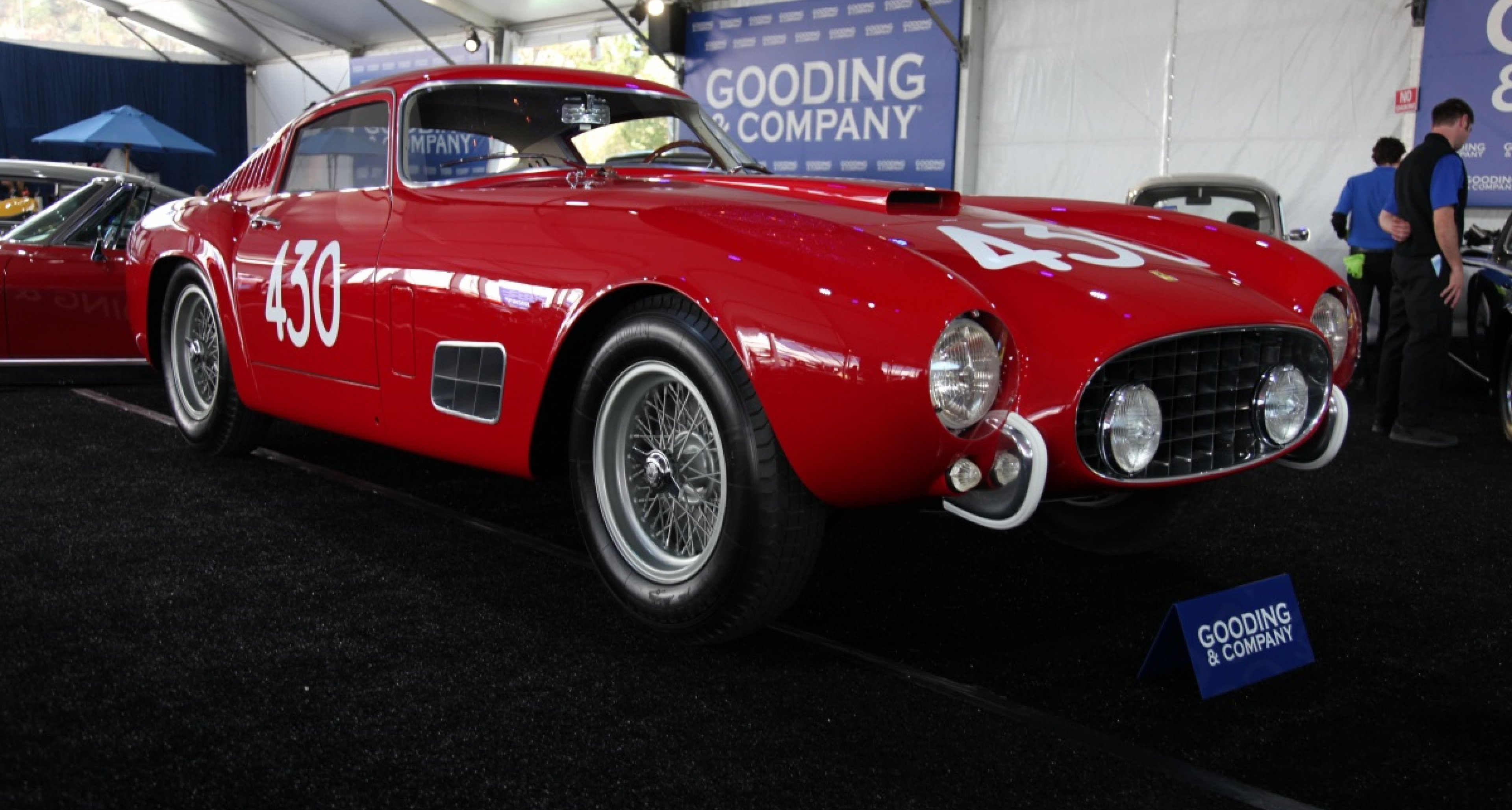 1957 Ferrari 250 GT Tour de France USD 9,460,000