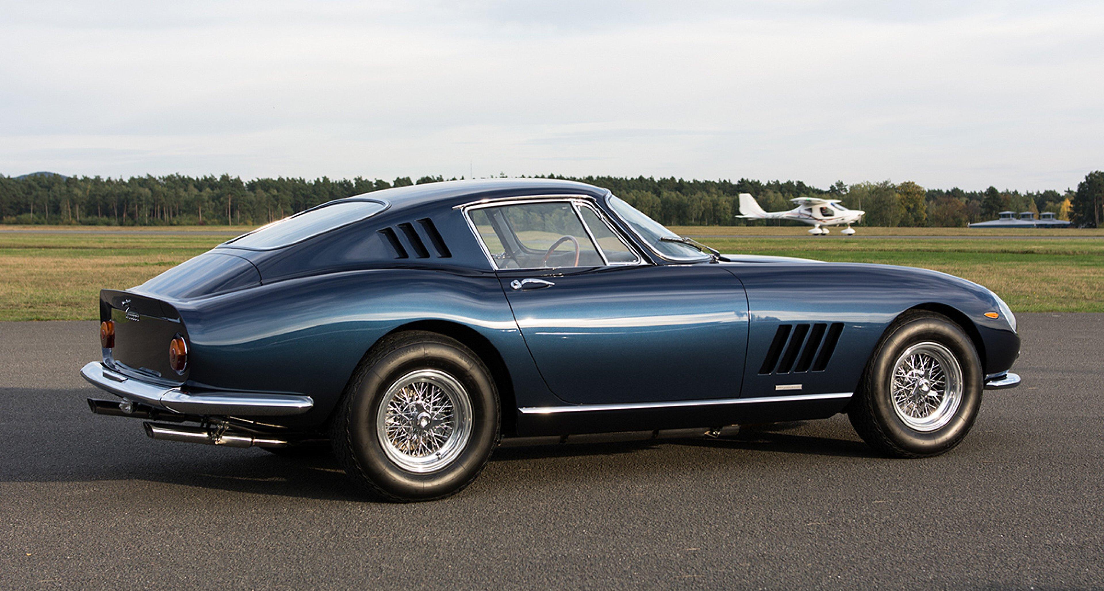ferrari 275 gtb restoration in pictures classic driver