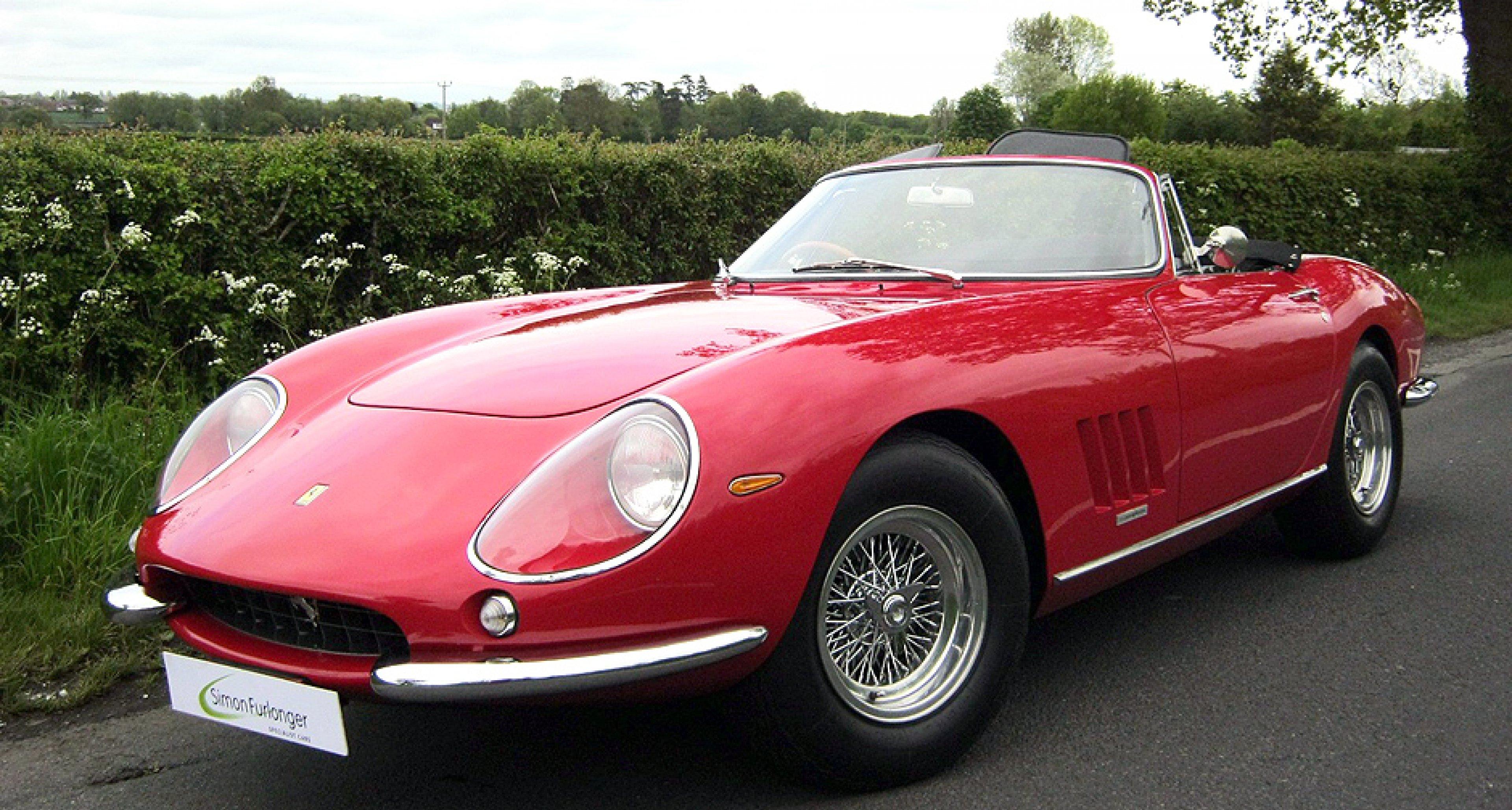 Ferrari 275 Gtb N A R T Spider Eine Seltene Gelegenheit Classic Driver Magazine