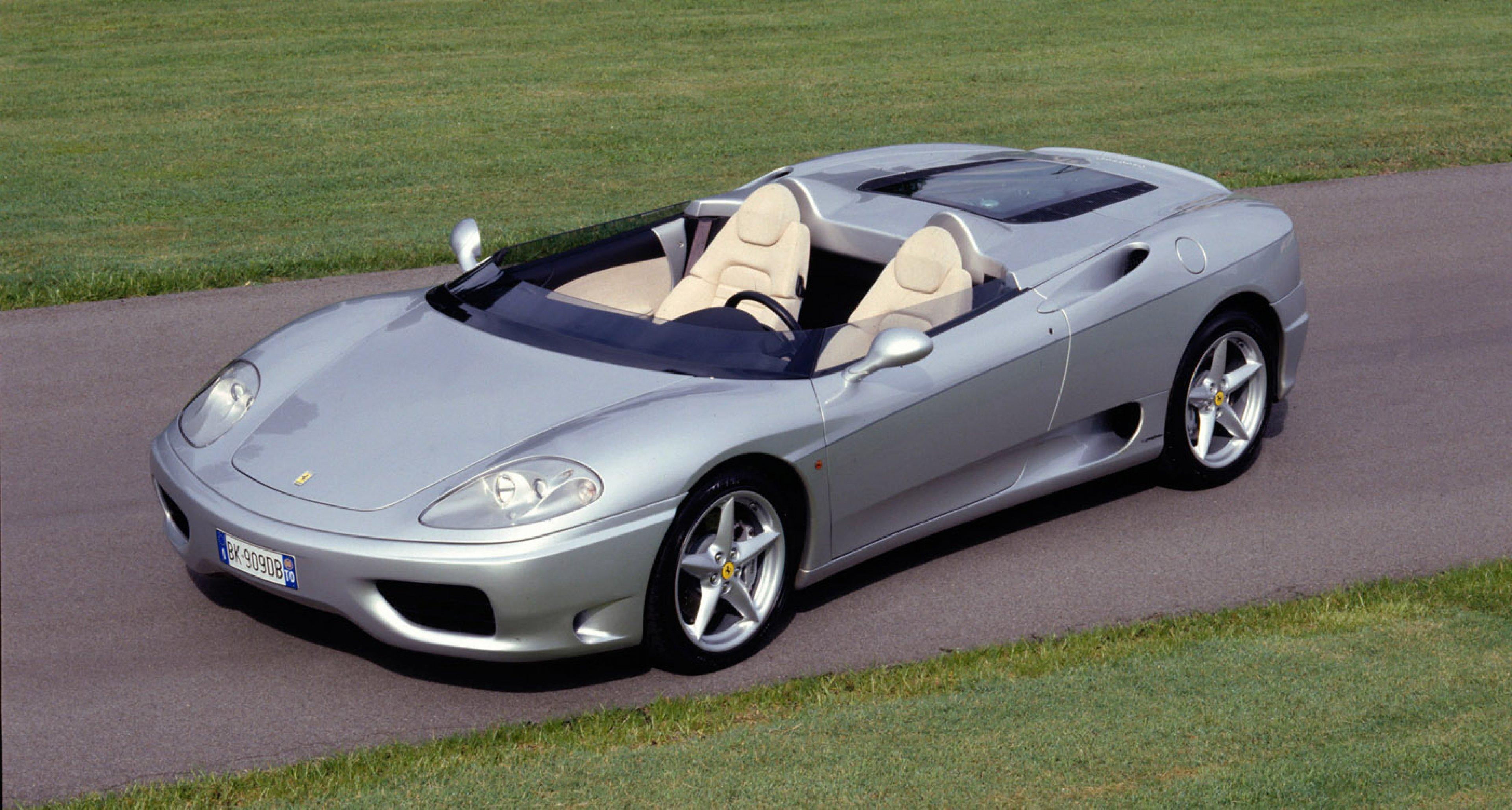 Ferrari 360 Barchetta