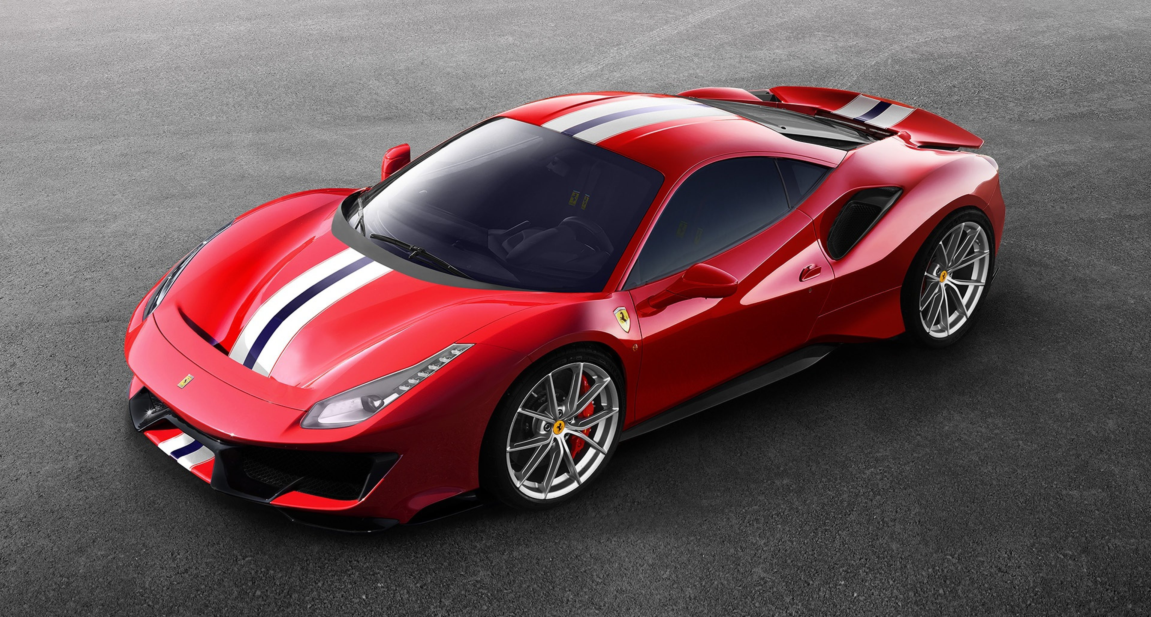 Get Your First Official Look At The New Ferrari 488 Pista Classic Driver Magazine