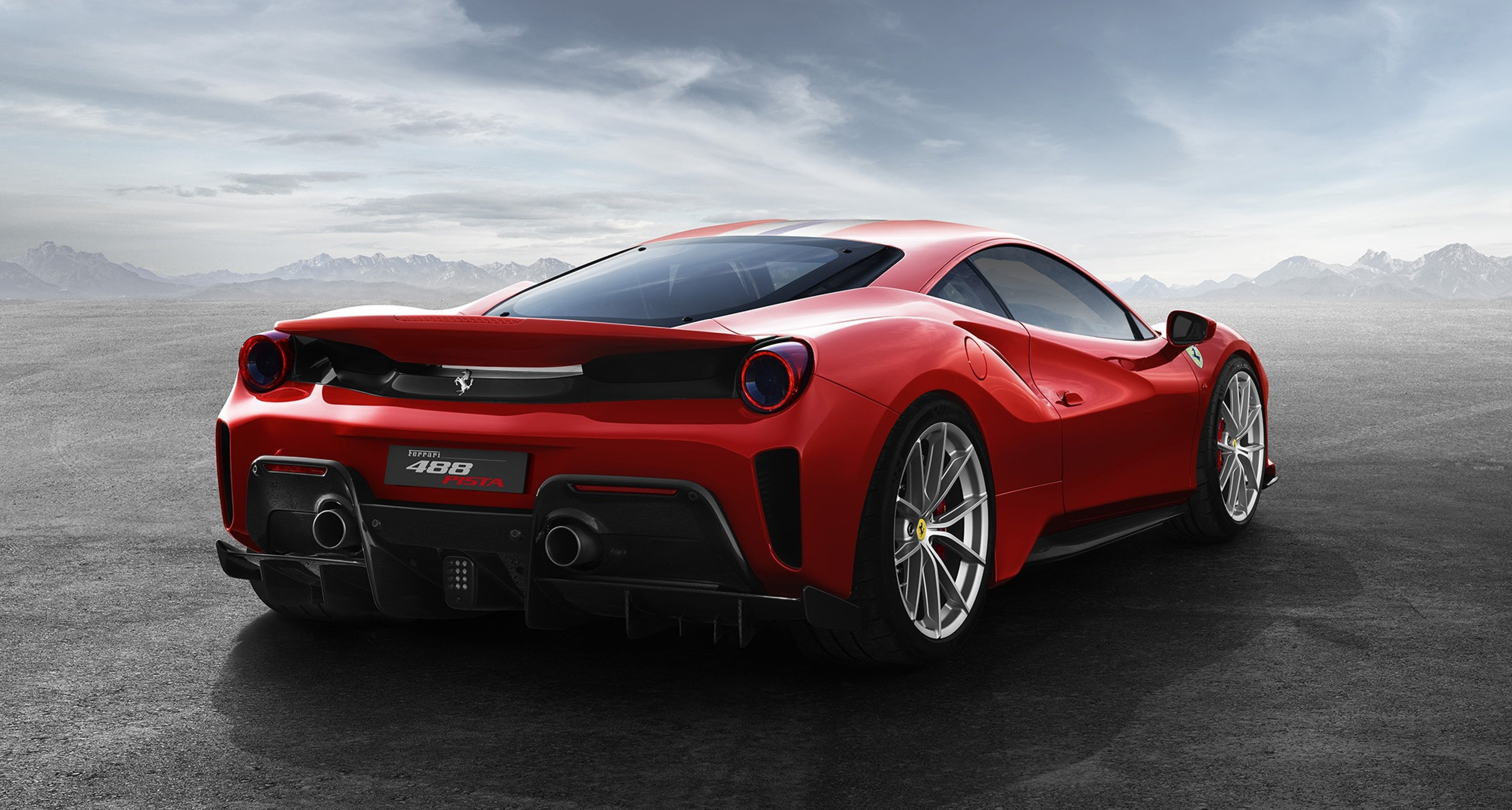 Jetzt Ist Es Offiziell So Sieht Der Neue Ferrari 488 Pista Aus Classic Driver Magazine