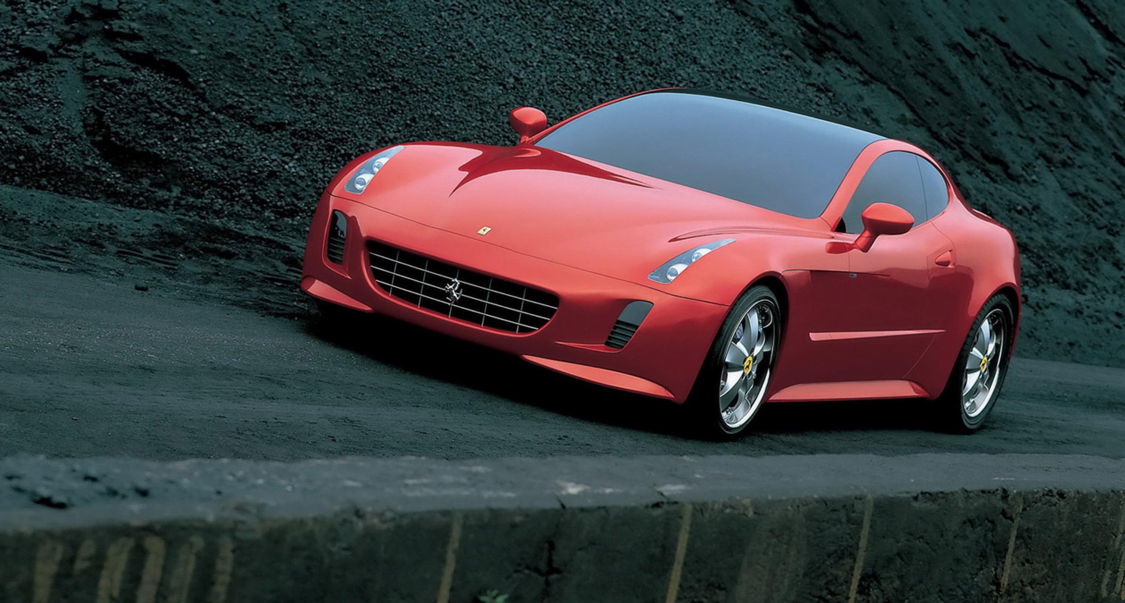 Ferrari GG 50 by Giugiaro