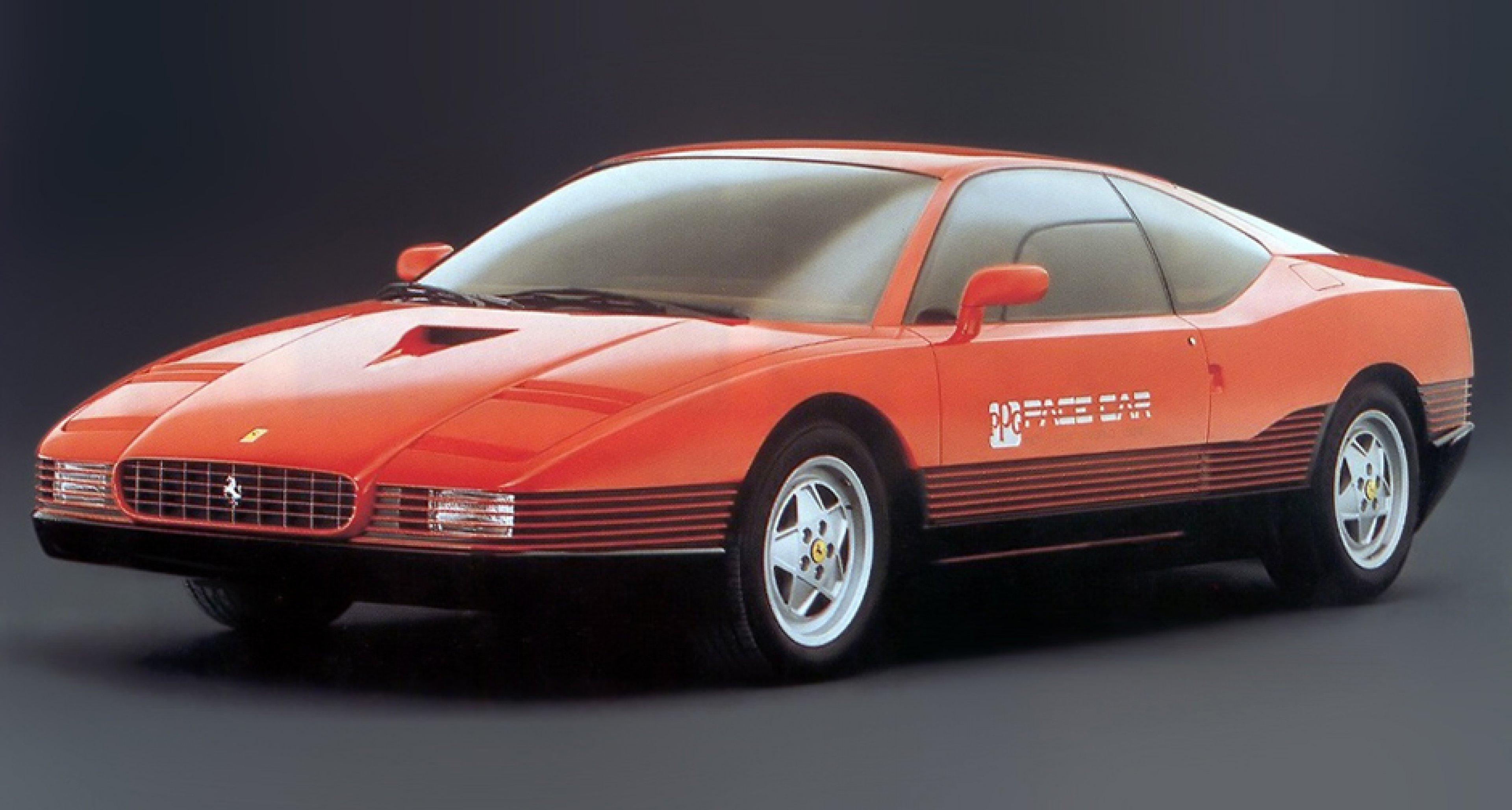 Ferrari Mondial T PPG Pace Car