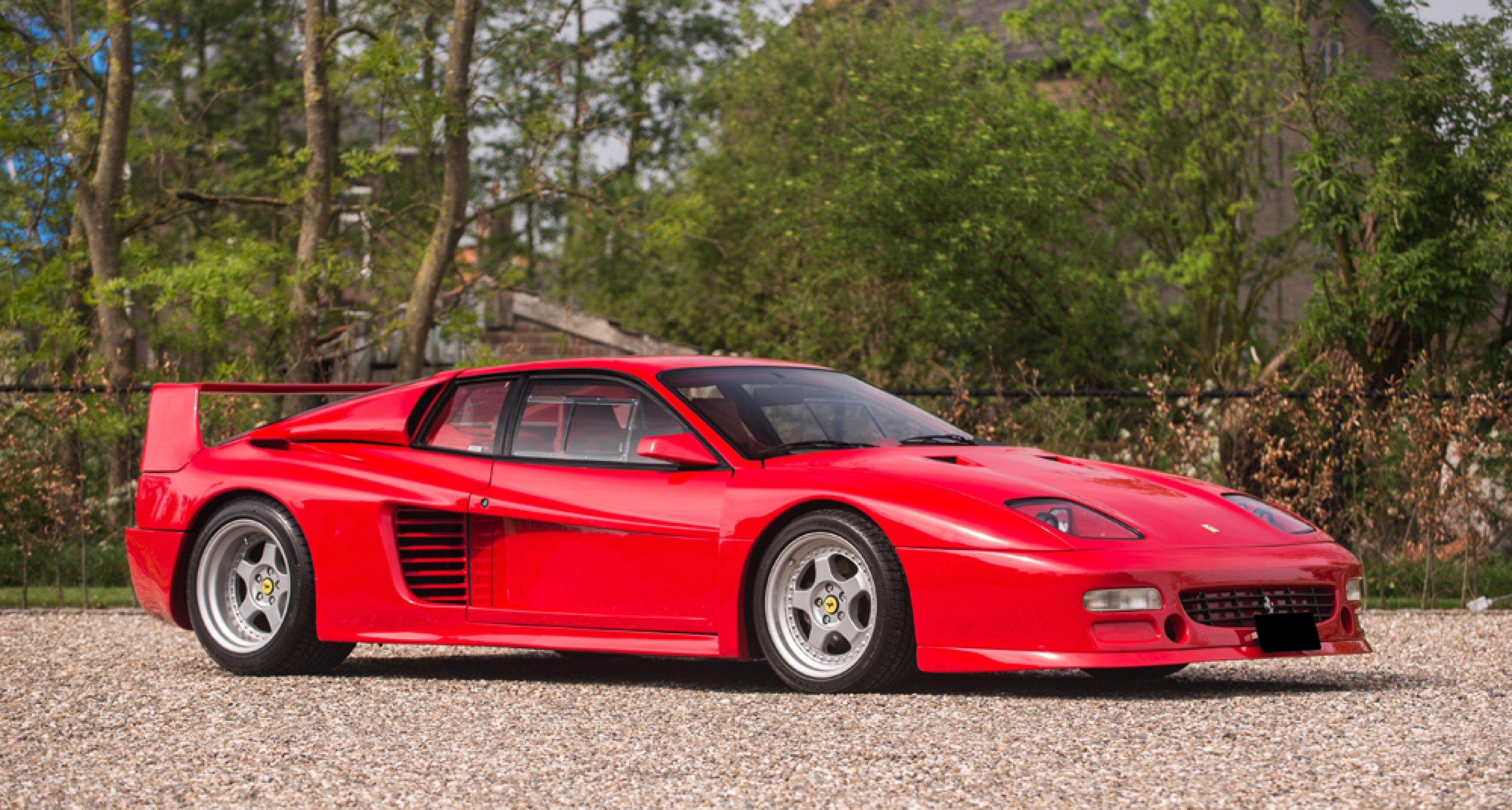 Ferrari Testarossa Koenig Competition King Of The