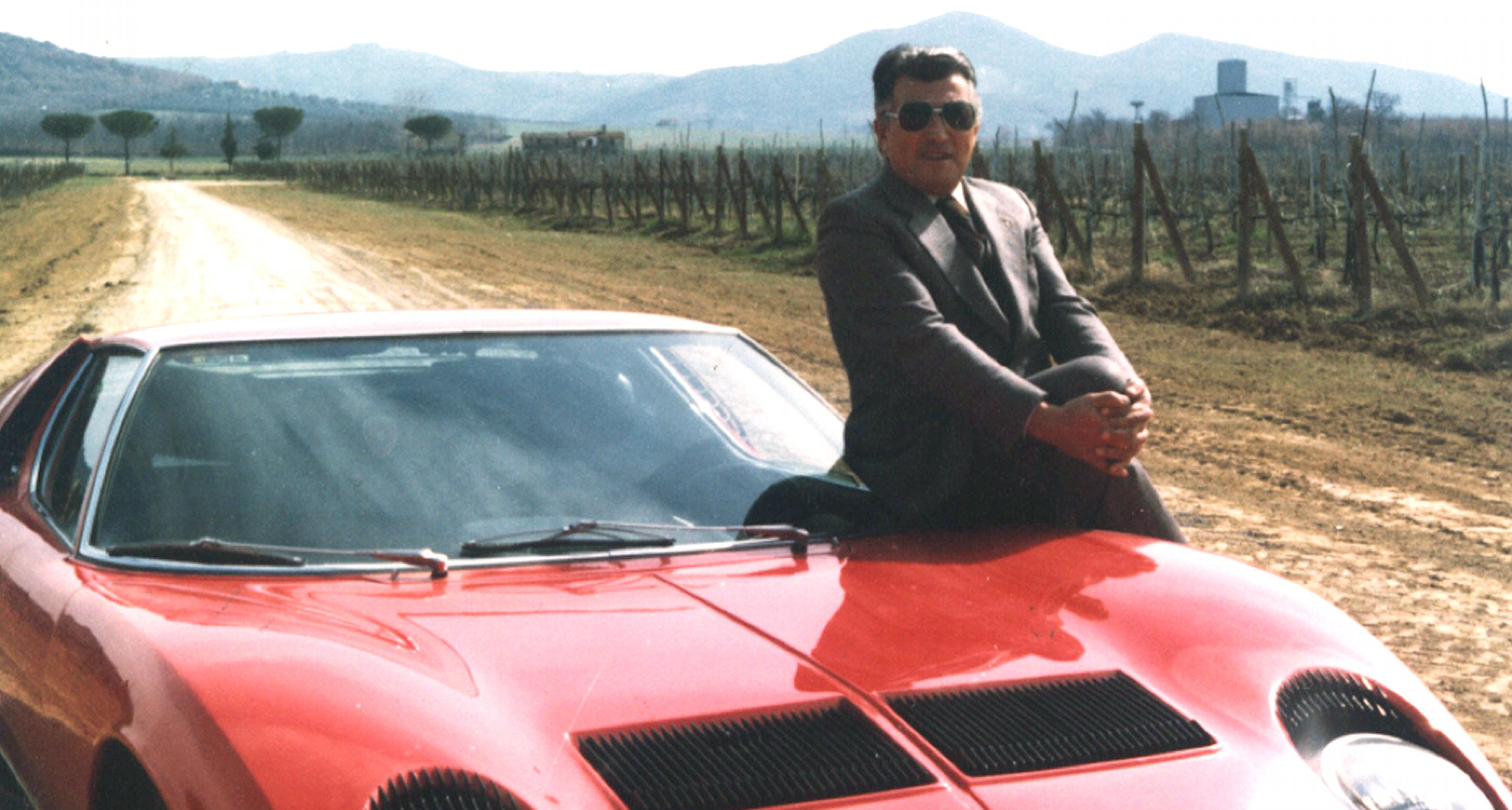 The Wine Of Ferruccio Lamborghini The Blood Of The