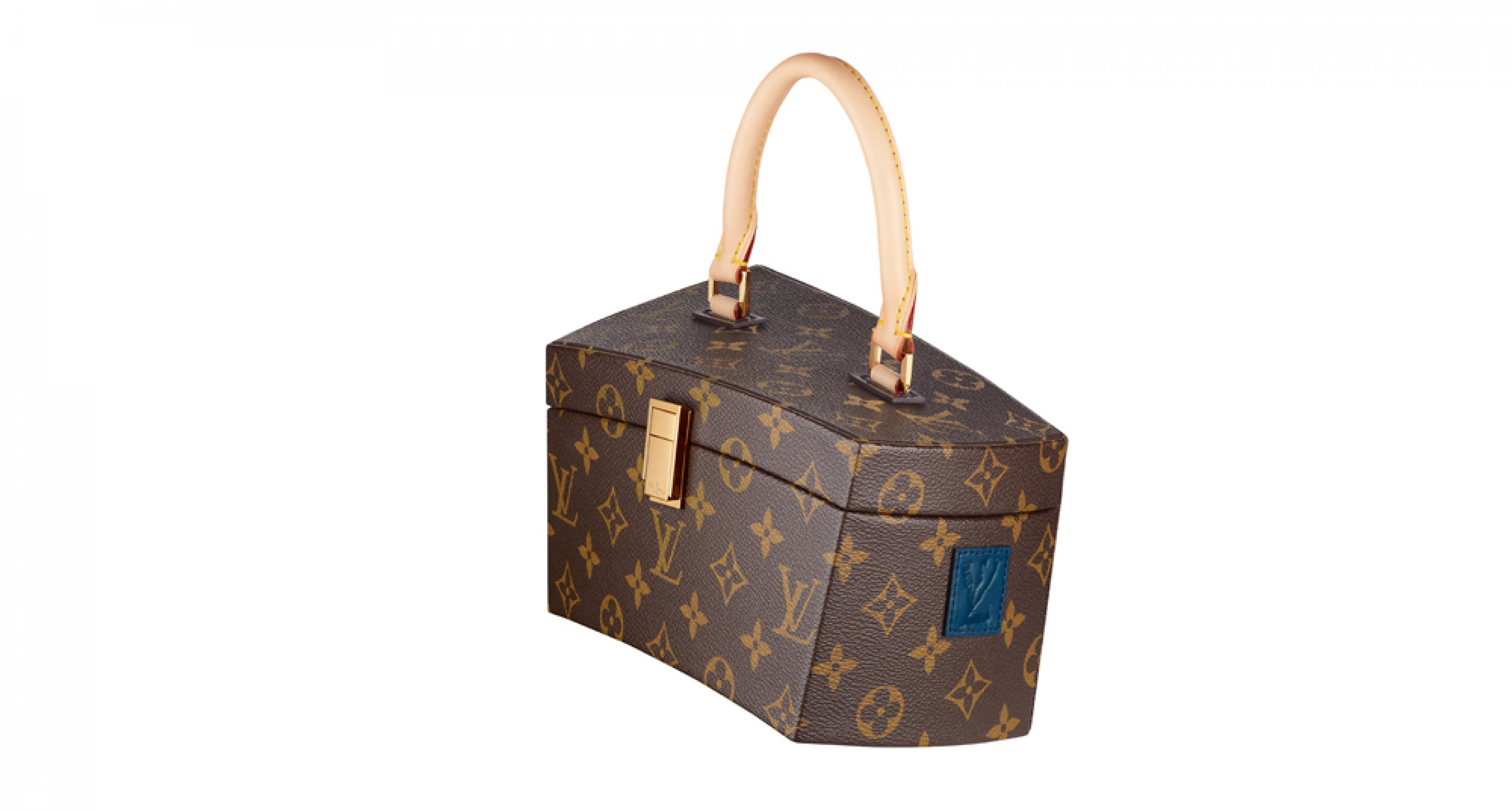 Frank Gehry for Louis Vuitton.