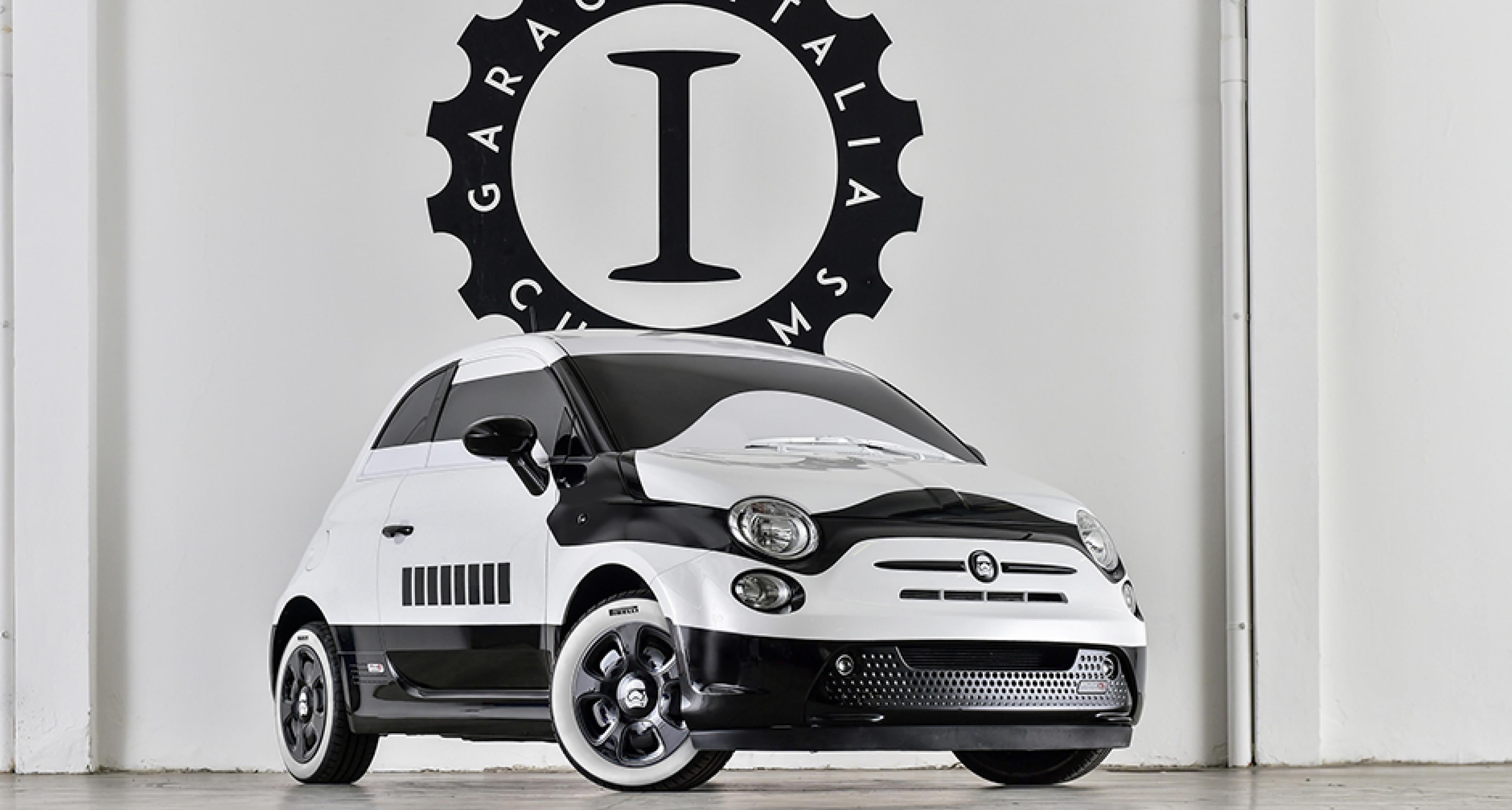 Darth Vader's Fiat 500 causes a storm in LA | Clic Driver Magazine