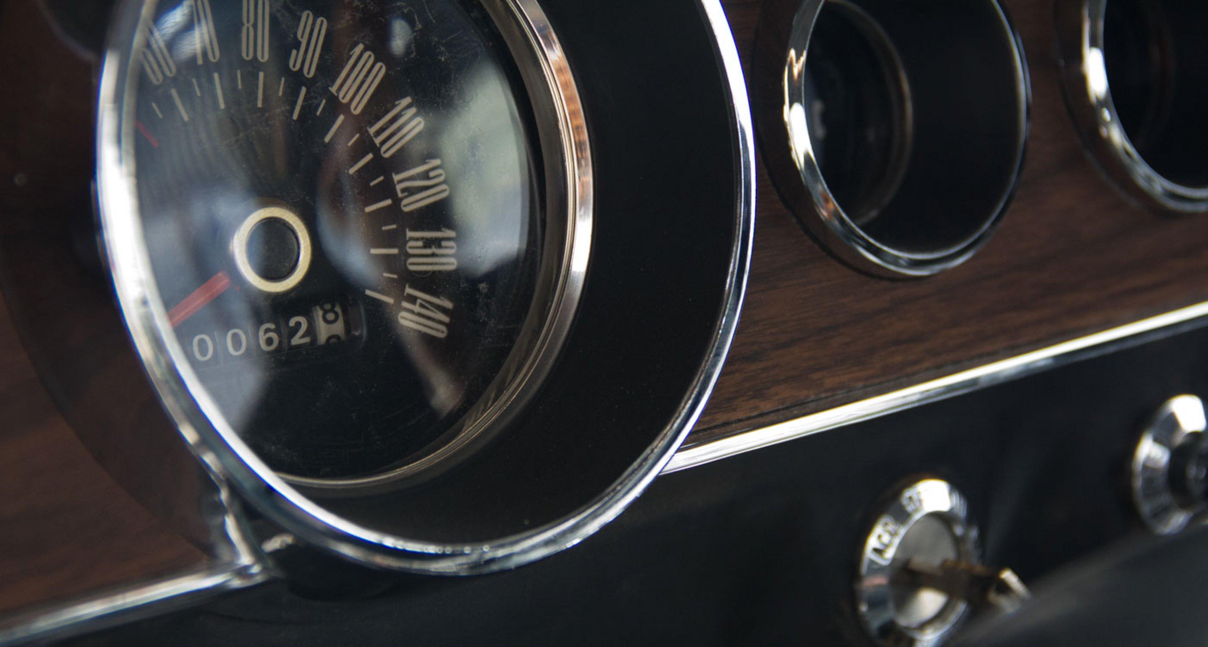 1966 Ford Mustang V8
