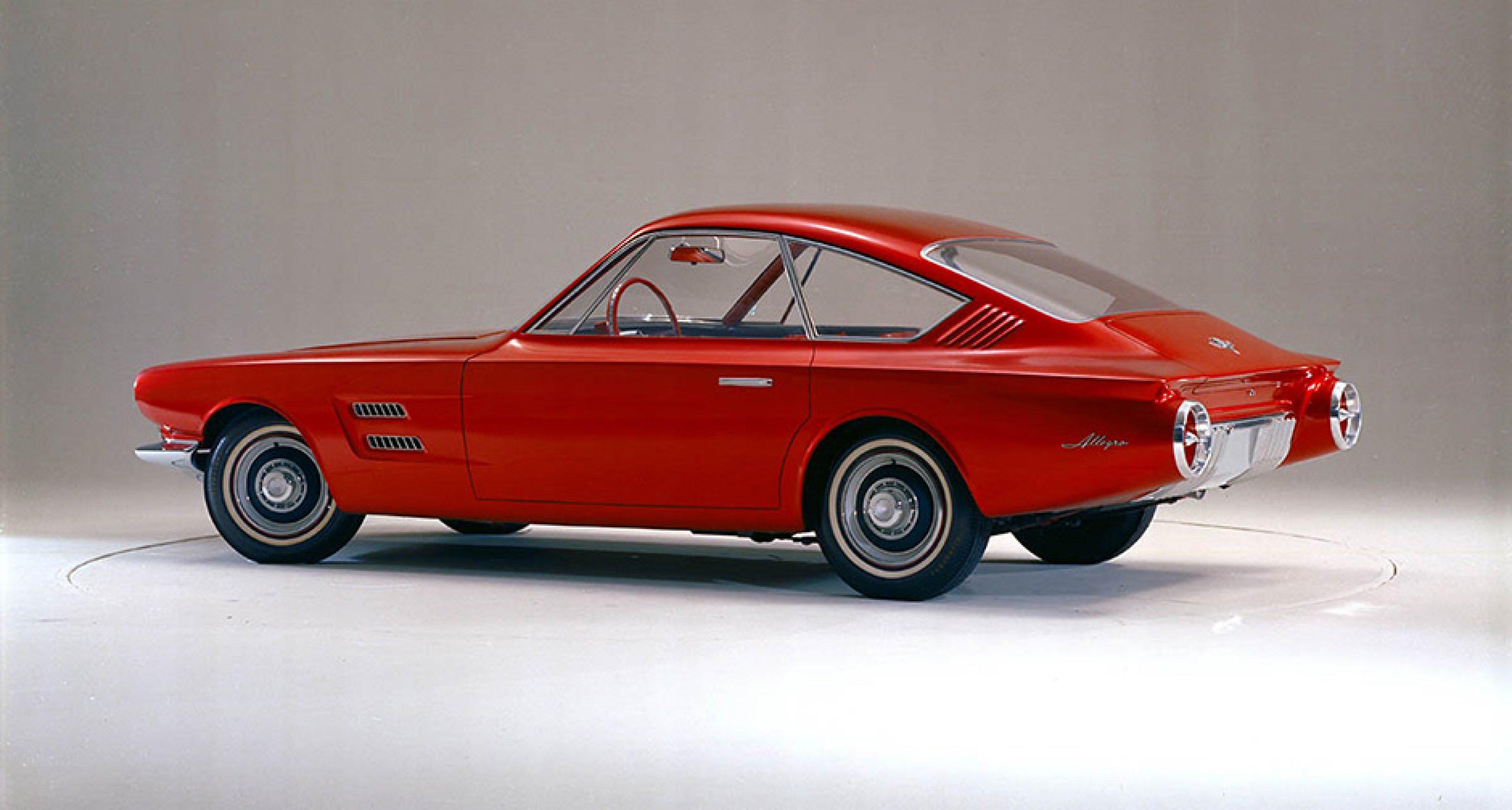 1962 Avanti/Allegro Concept