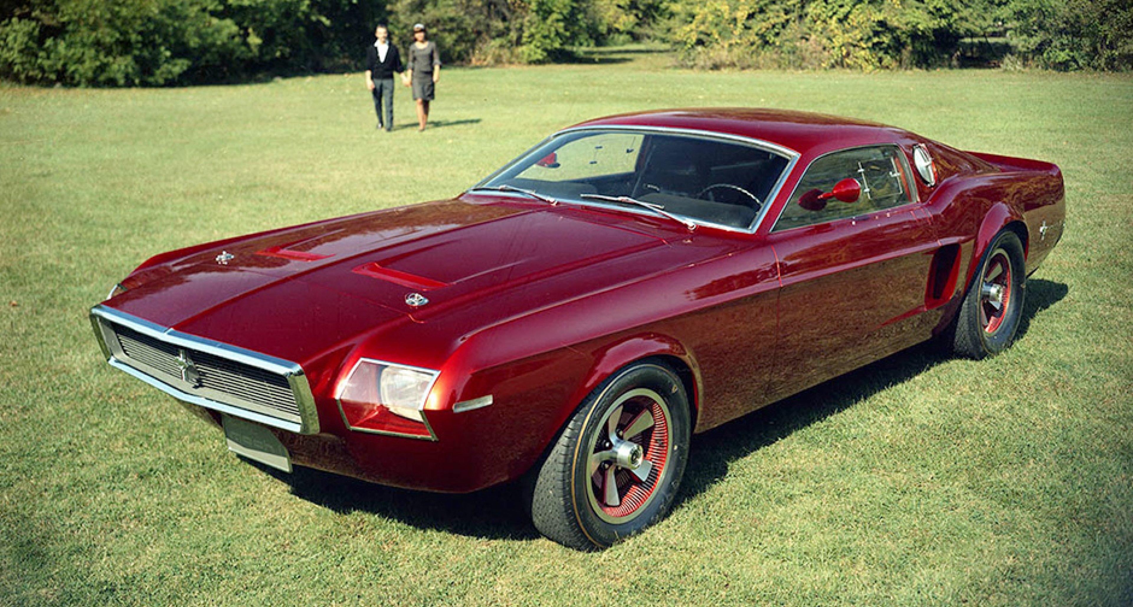 1966 Mach 1 Concept