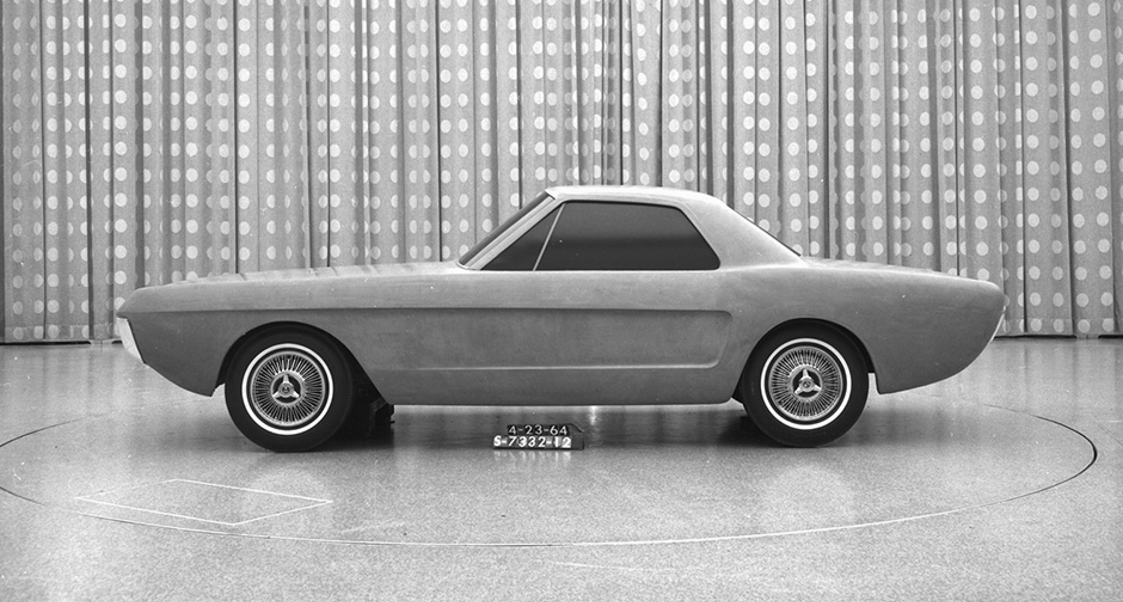 1964 two-seater study
