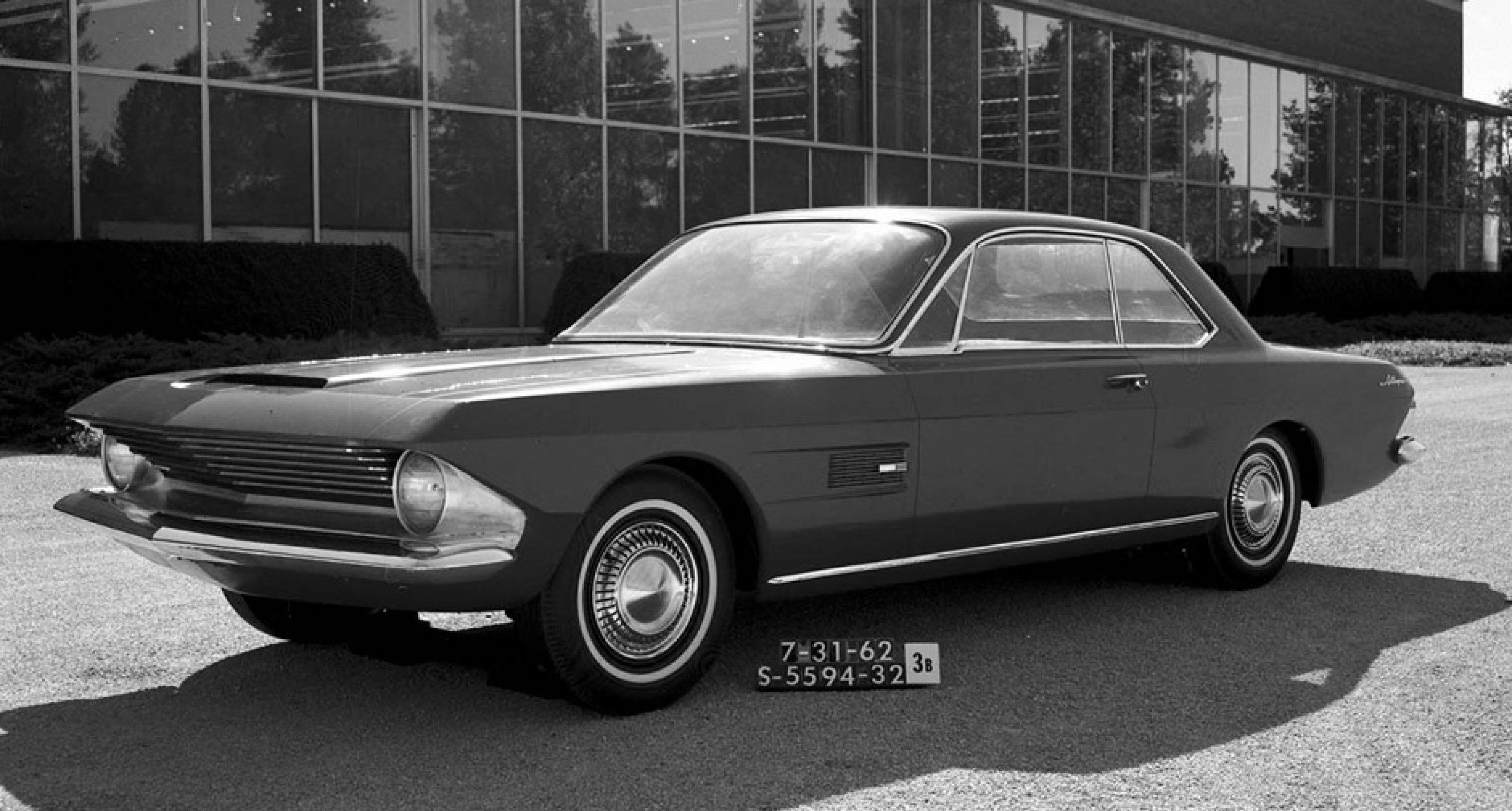 1962 Allegro Concept