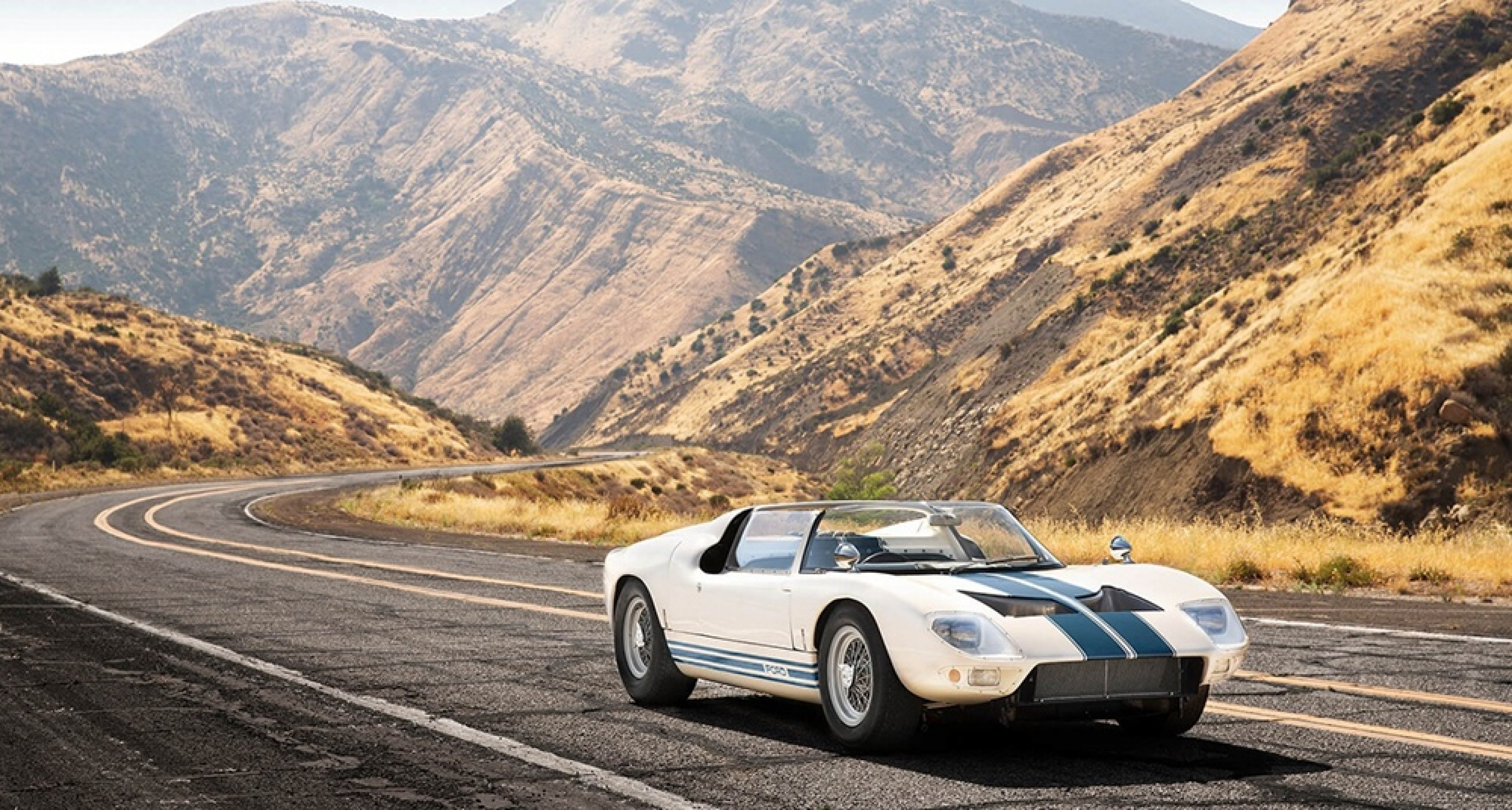 The Only Surviving Ford Gt Roadster And It Needs A New Owner Classic Driver Magazine