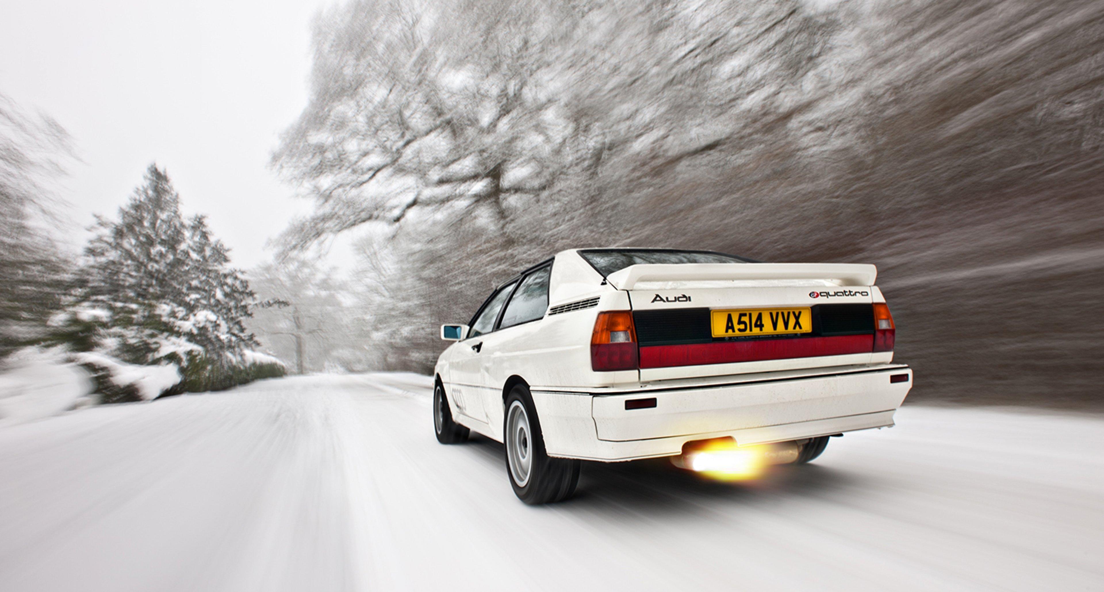 Cars We Love Audi Quattro Classic Driver Magazine - Audi quattro