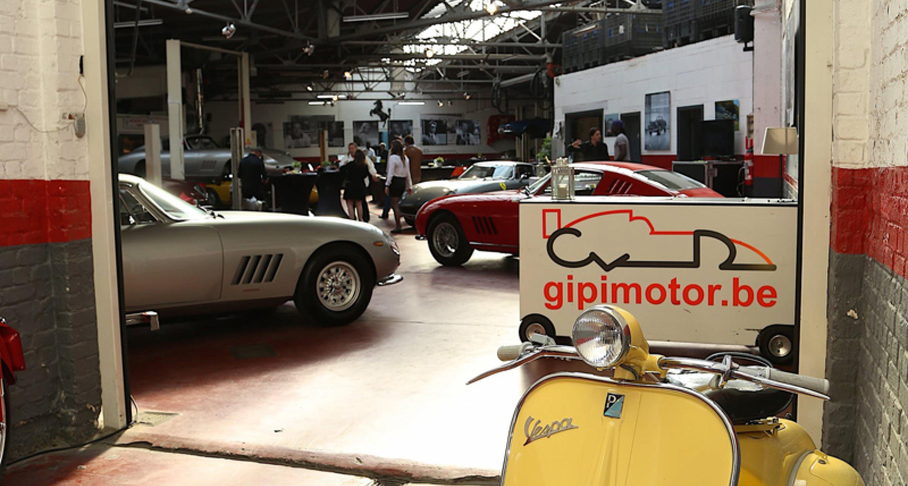 Gipimotor - Ferrari 275 50th Anniversary