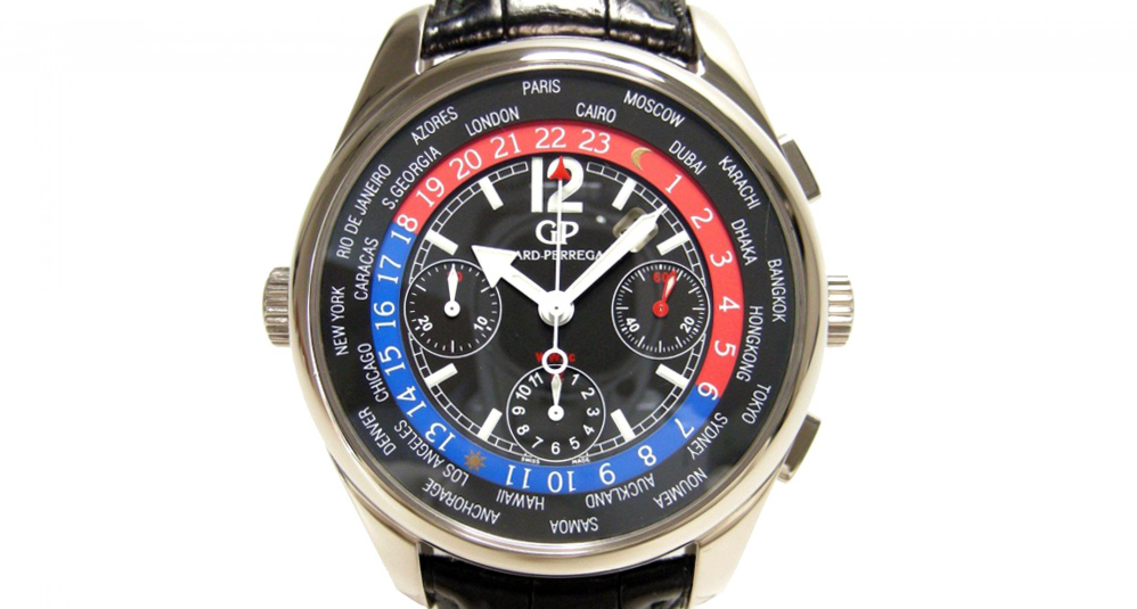 Girard-Perregaux - WW.TC World Time Chrono