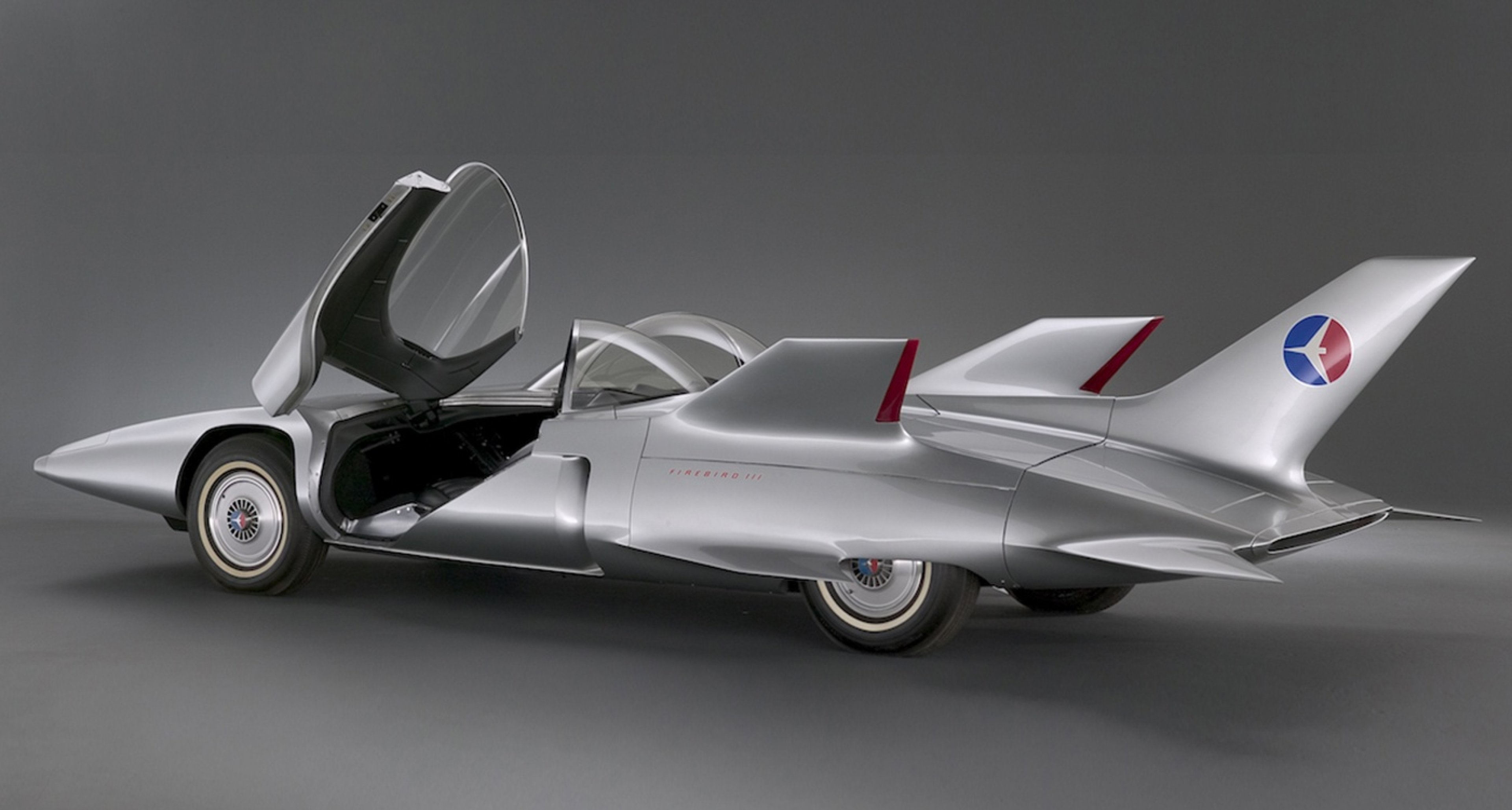GM Firebird III. Photo from GM Media Archive.