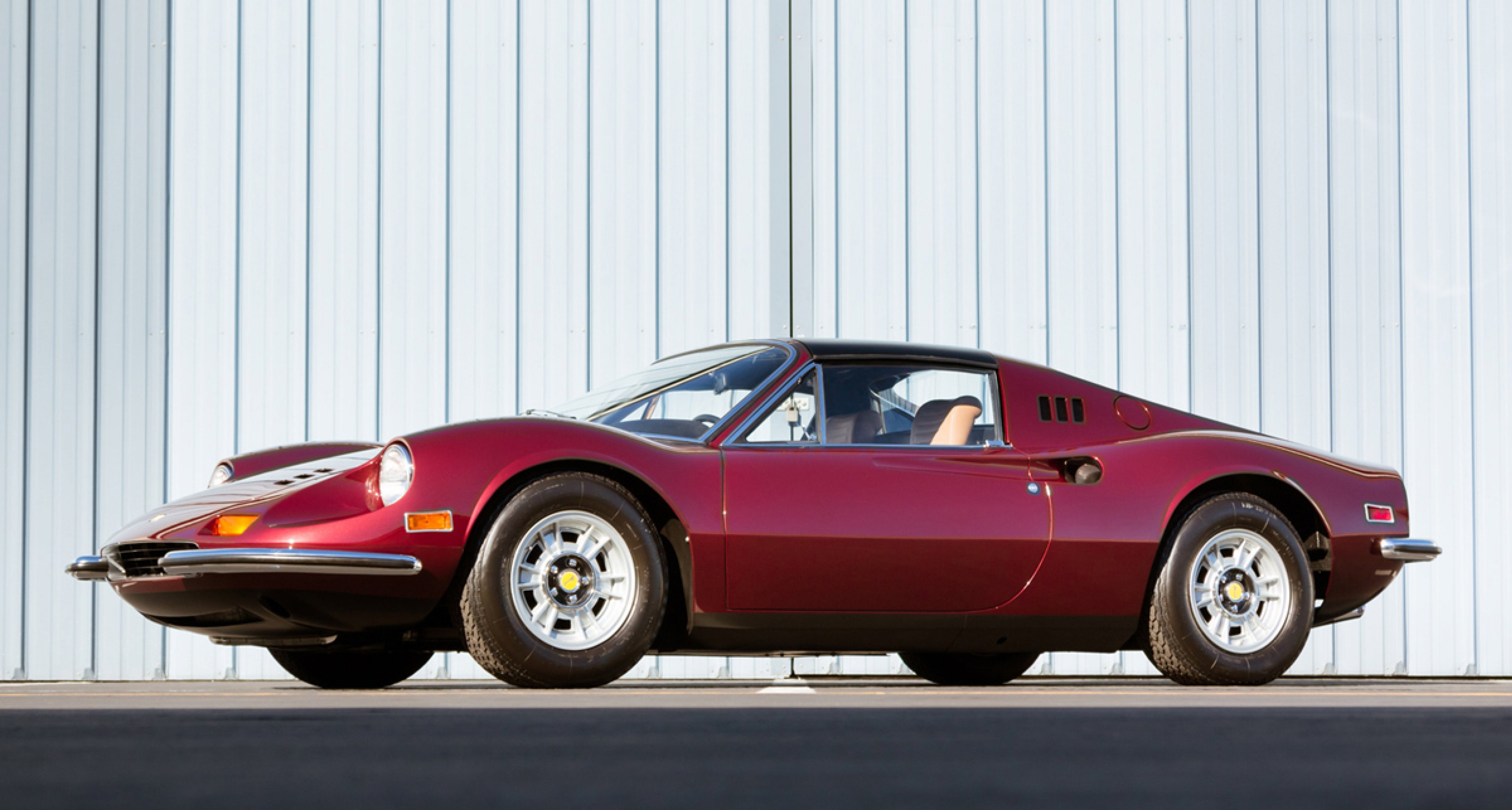 Gooding and Co: 1973 Ferrari 246 GTS Dino (Lot 109)