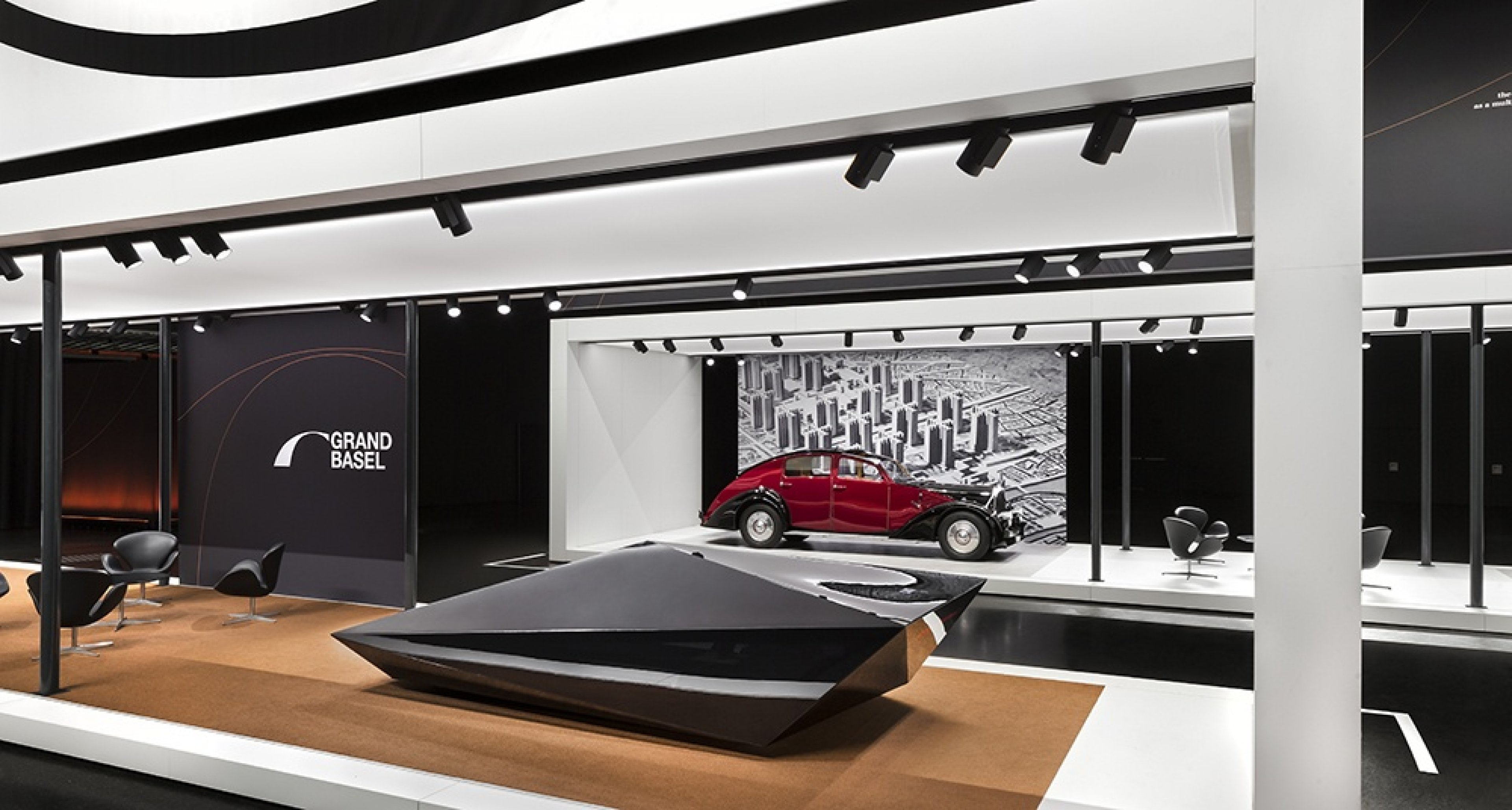 Grand Basel Could Become The Most Important Collector Car Fair In - Car exhibition