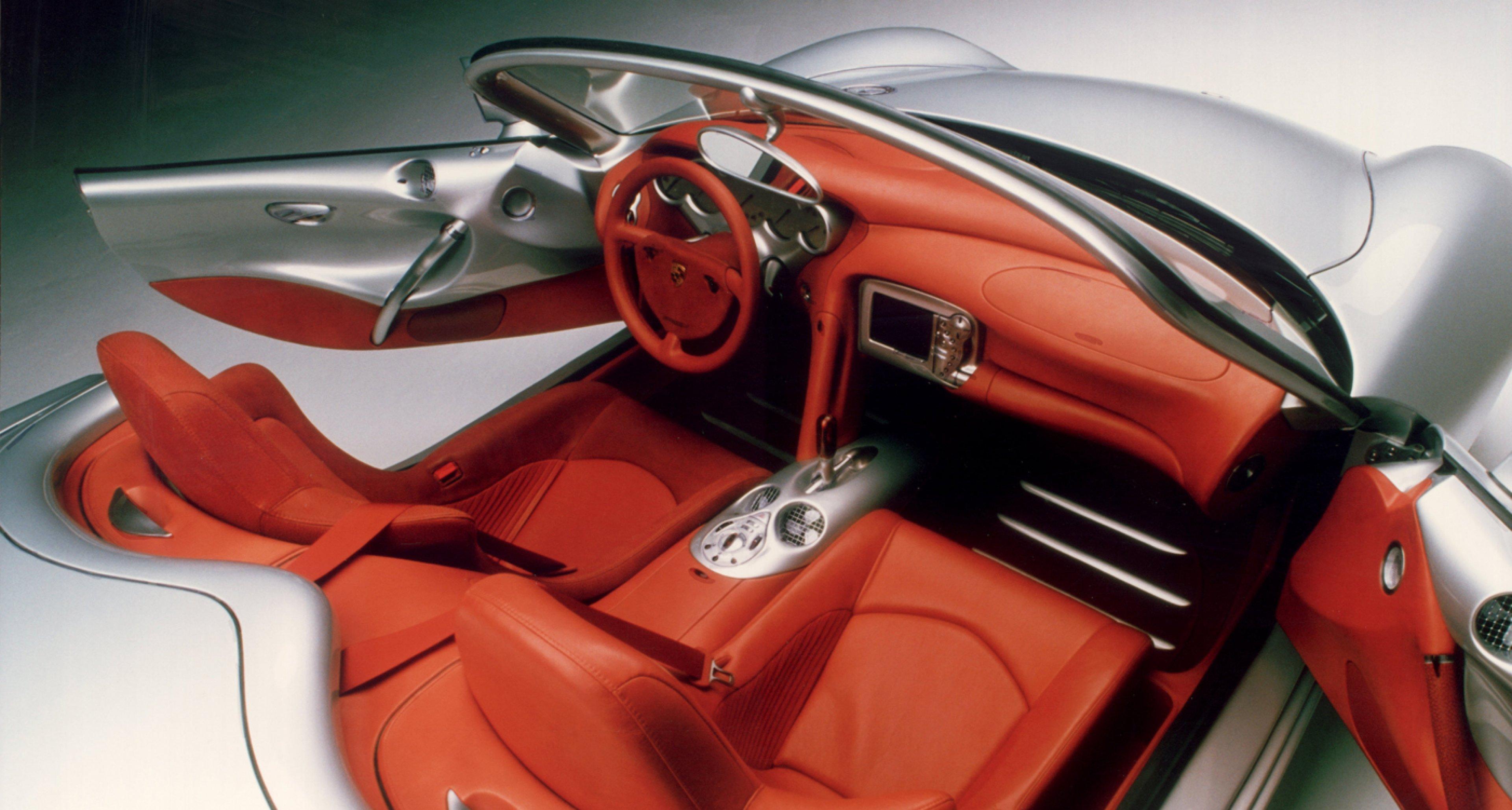 Porsche Boxstet concept from 1993.