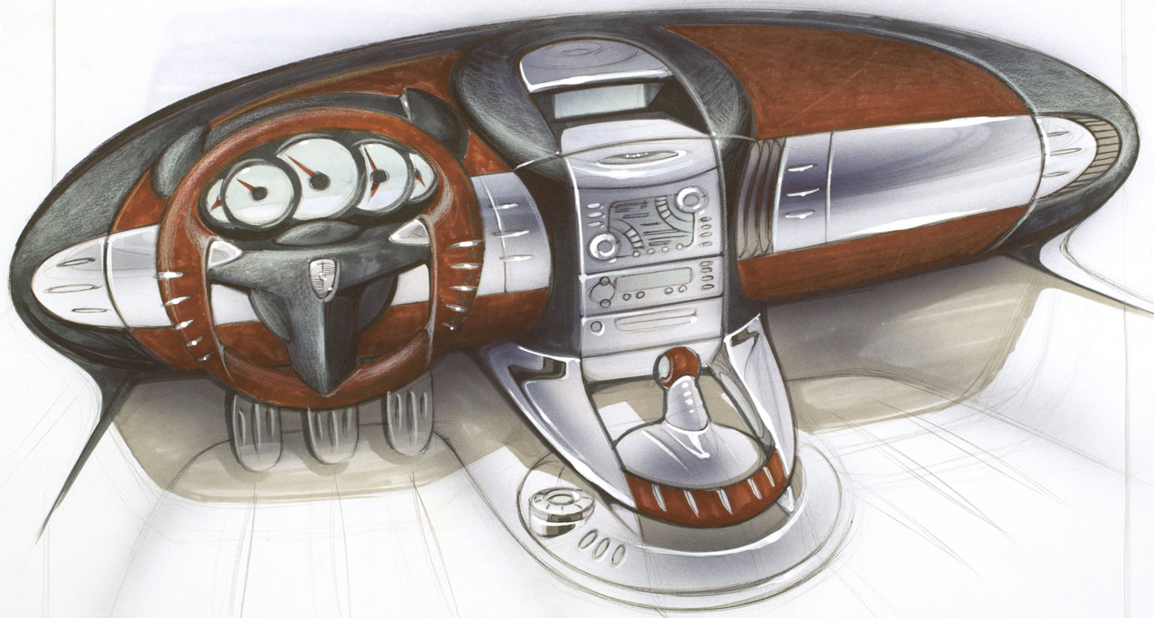 A design drawing from 1996.