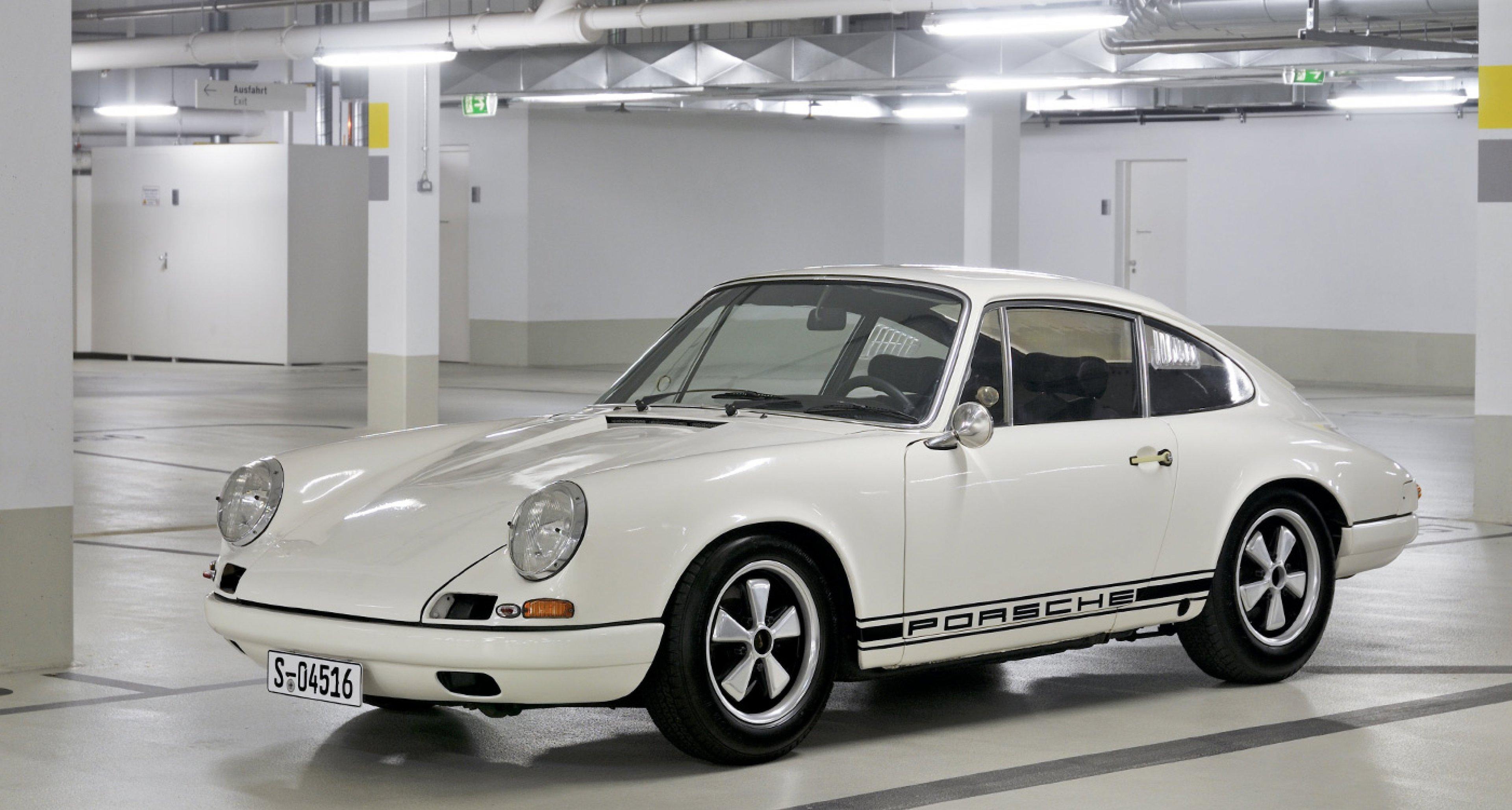 Ferdinand Piëch's ground-breaking 1967 Porsche 911 R is still the