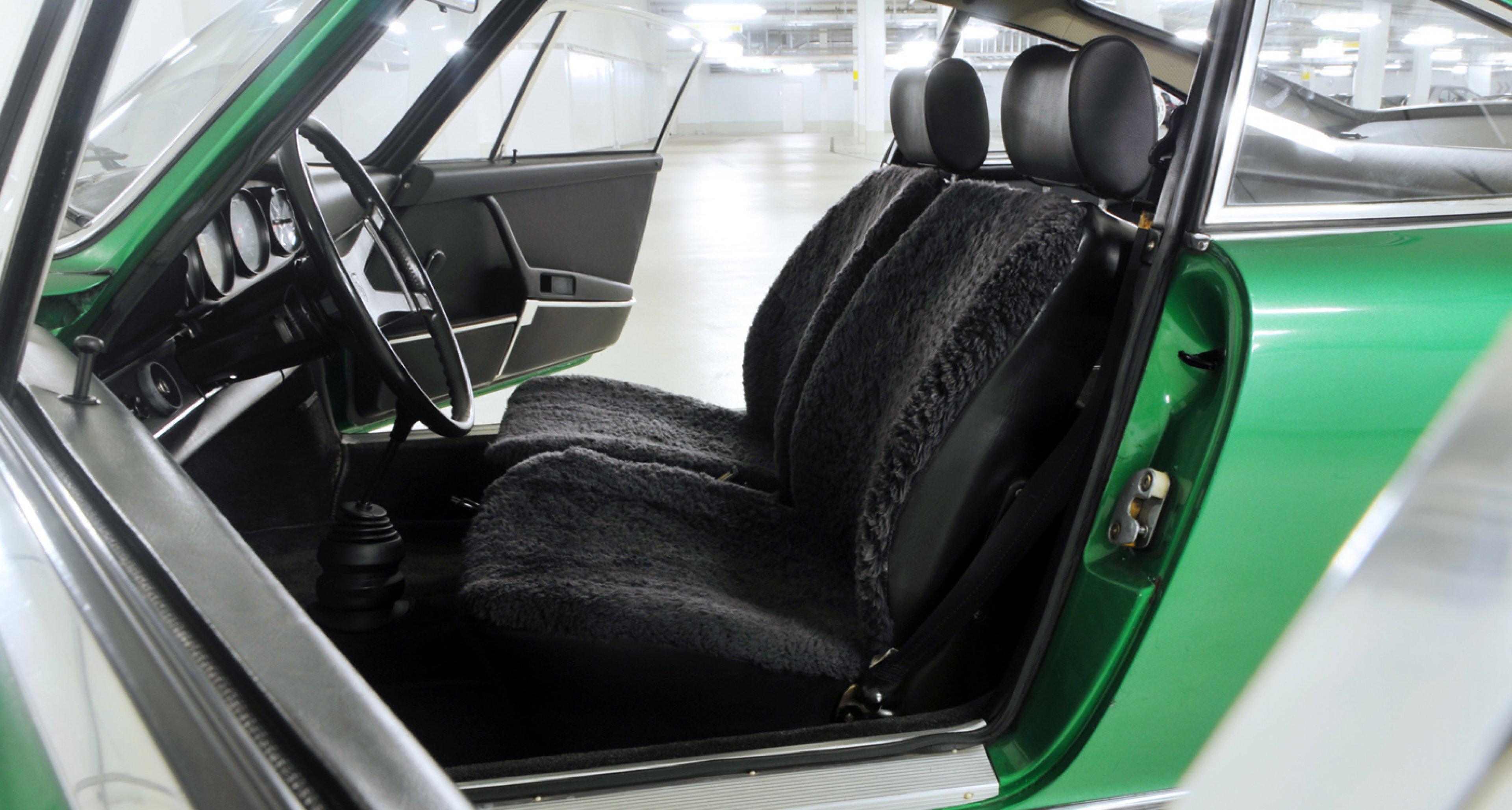 1972 Porsche 911 S 2,4 Coupé Sportomatic.