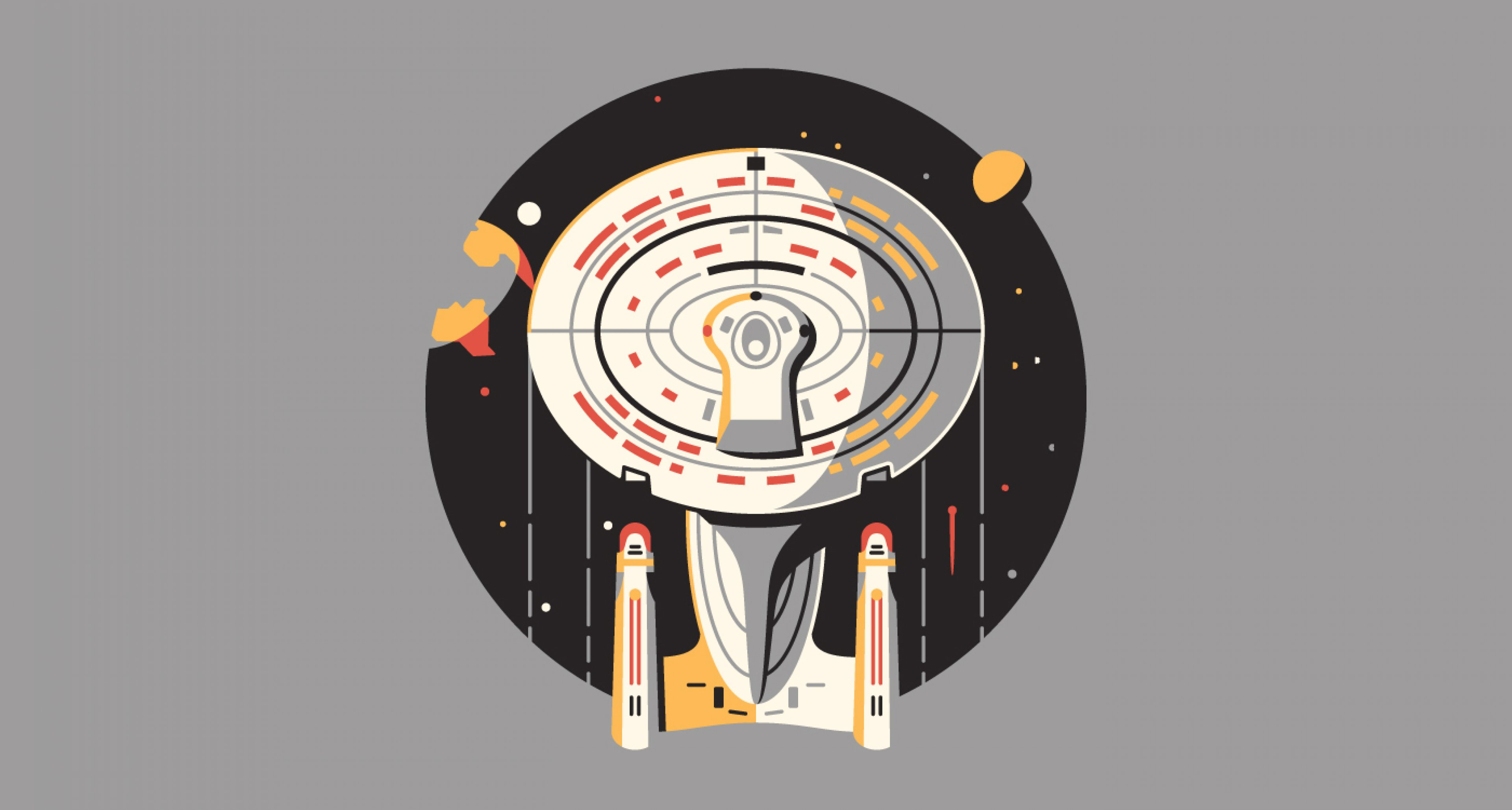 Space, the Final Frontier...