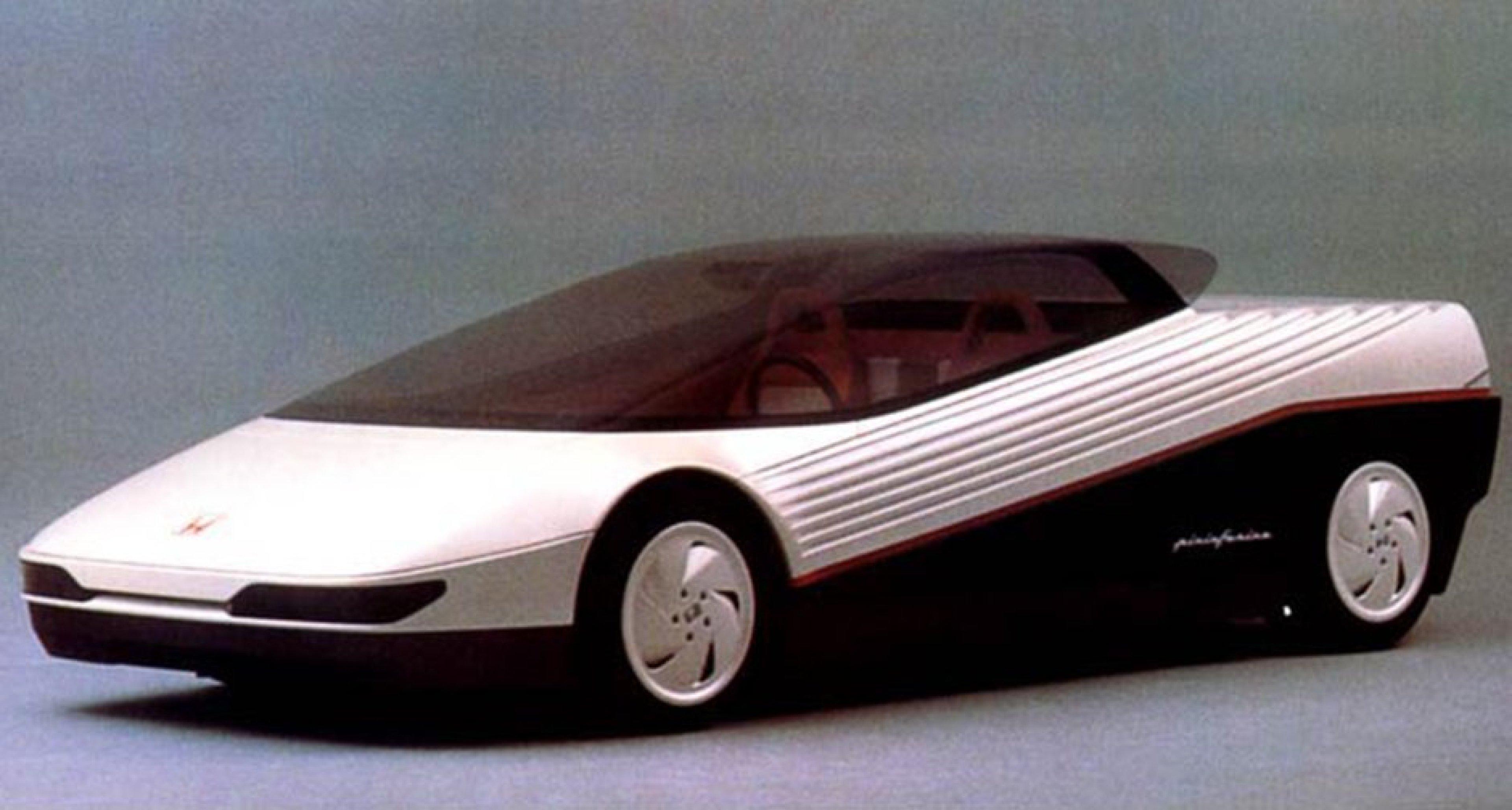 10 Weird Pininfarina Concept Cars We Almost Forgot Classic Driver Magazine