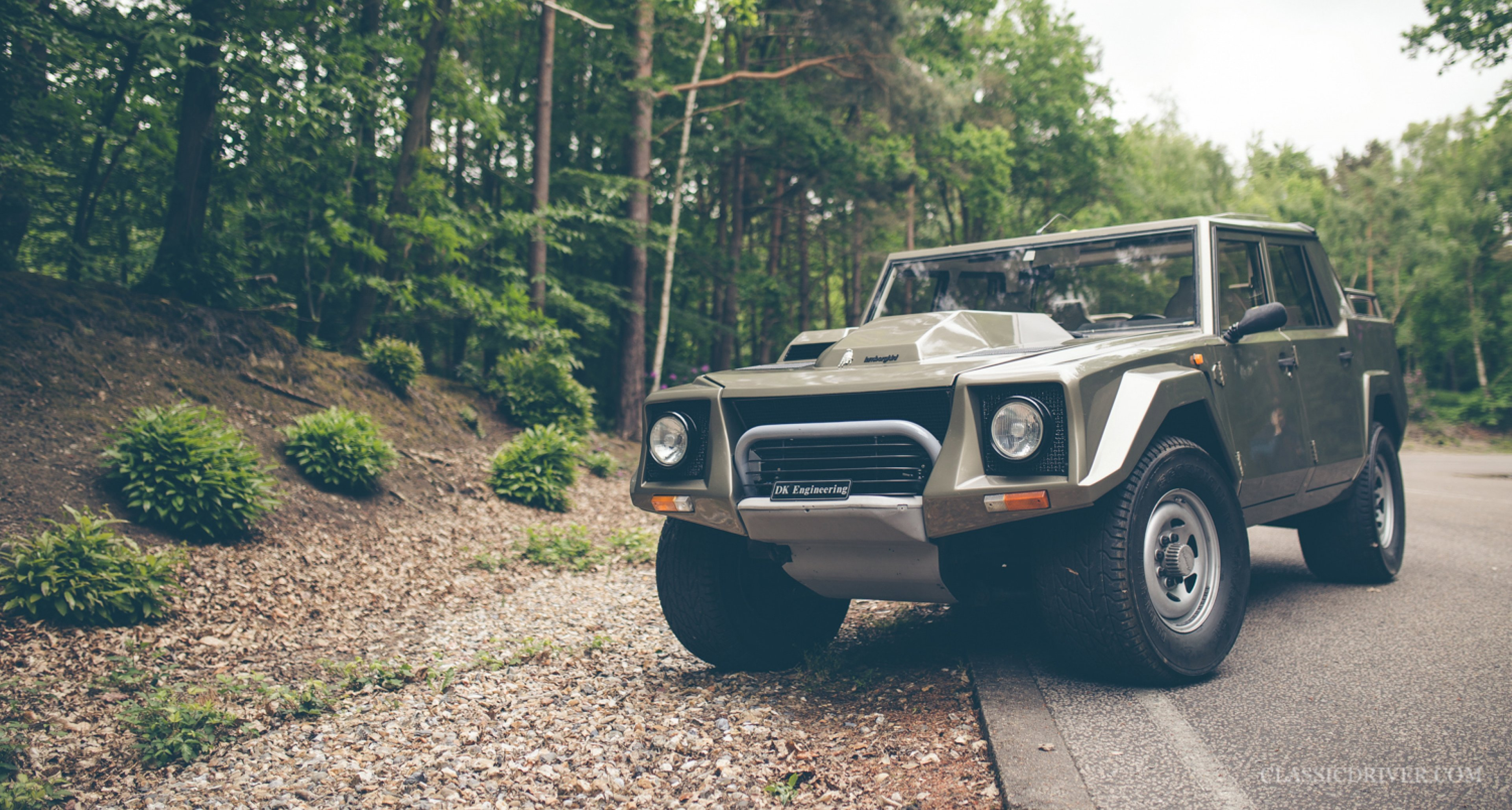 Hummer vs Rambo Lambo – Pumping iron with the last 4X4 action heroes |  Classic Driver Magazine