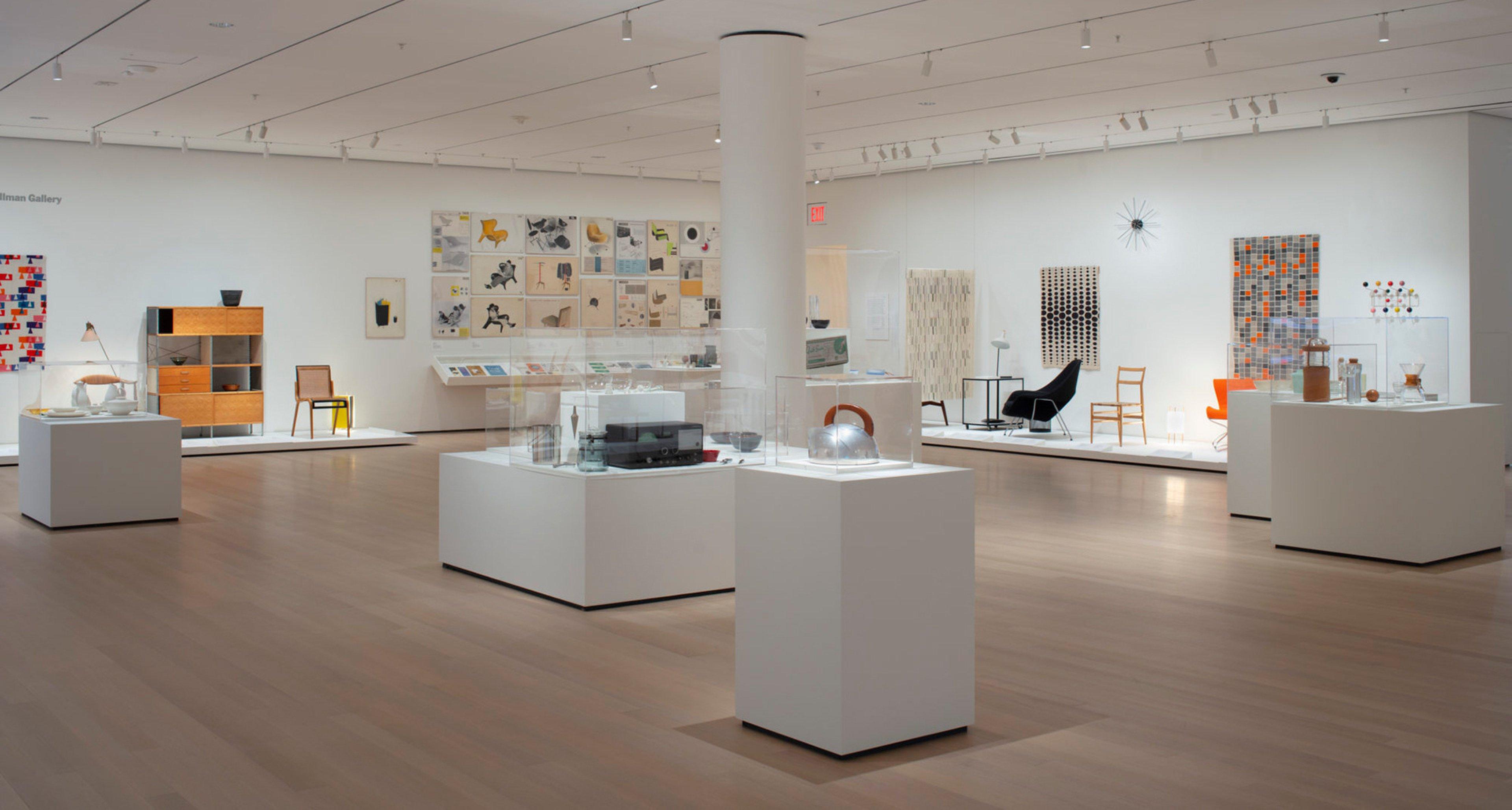 Installation view, The Value of Good Design at The Museum of Modern Art, New York (February 10–June 15, 2019). Digital image © 2019 The Museum of Modern Art, New York. Photo: John Wronn