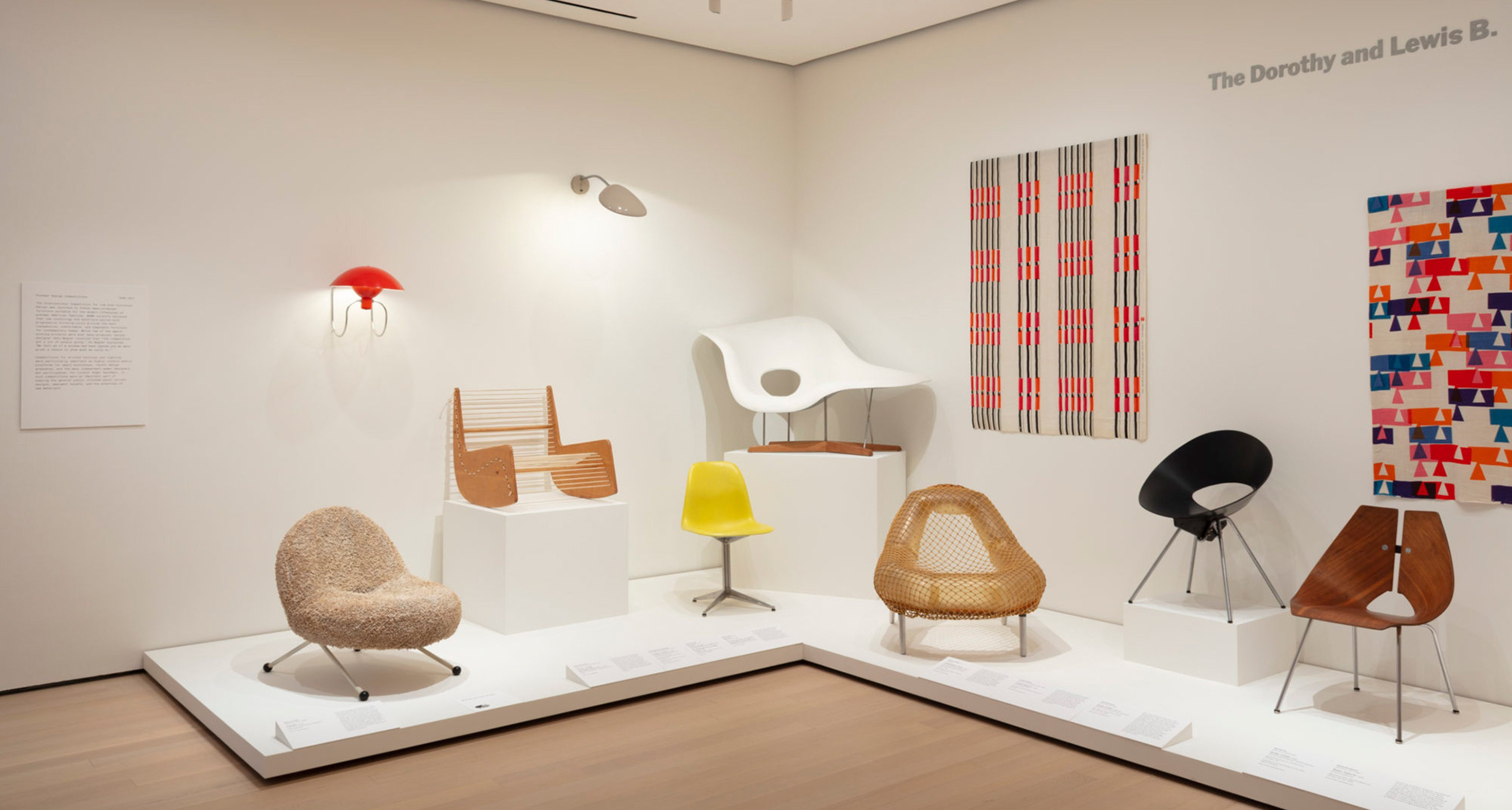 Installation view, The Value of Good Design at The Museum of Modern Art, New York (February 10–June 15, 2019). Digital image © 2019 The Museum of Modern Art, New York. Photo: John Wronn