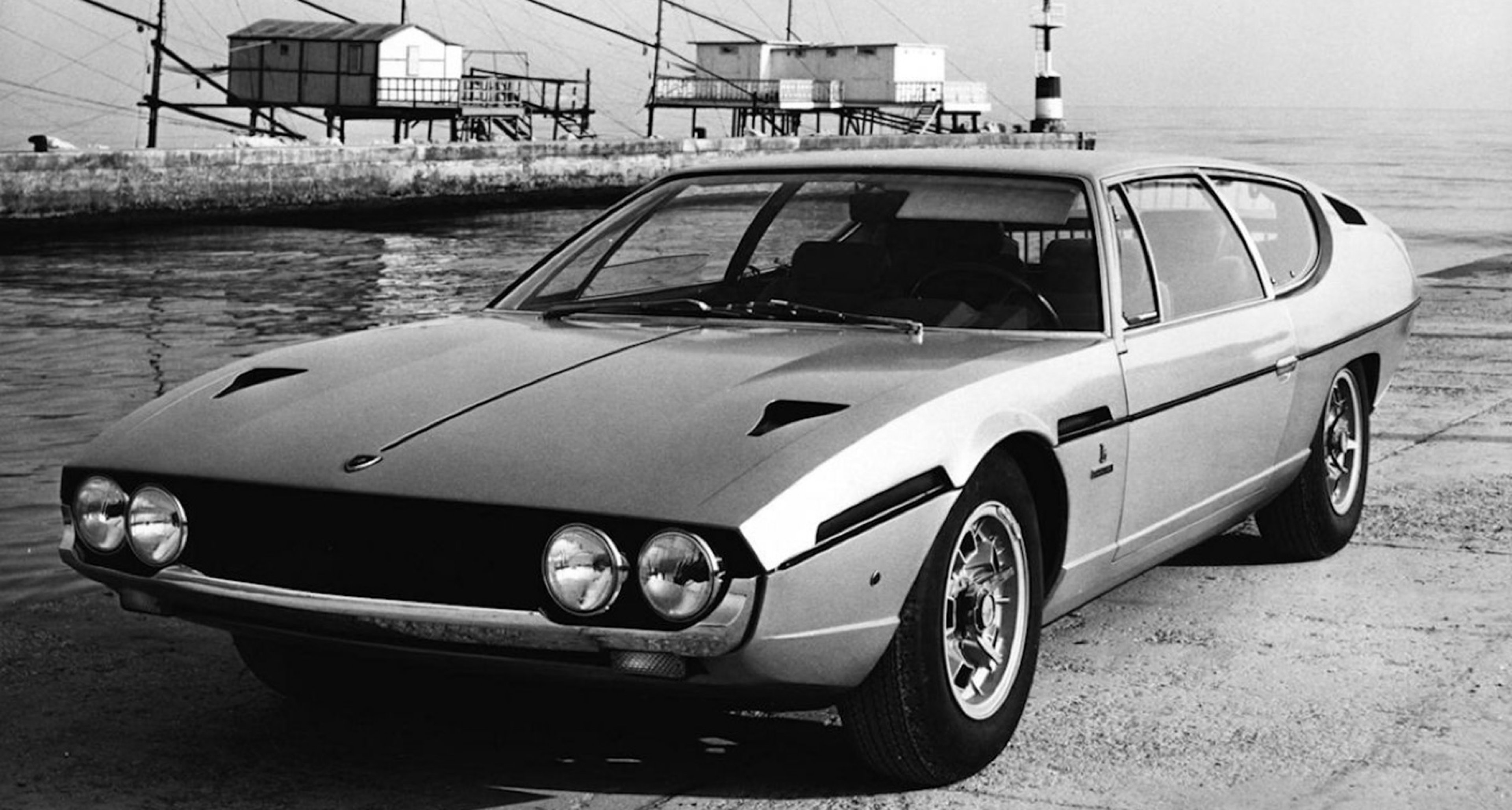 Would the Lamborghini Espada have made it beyond the design studio today?
