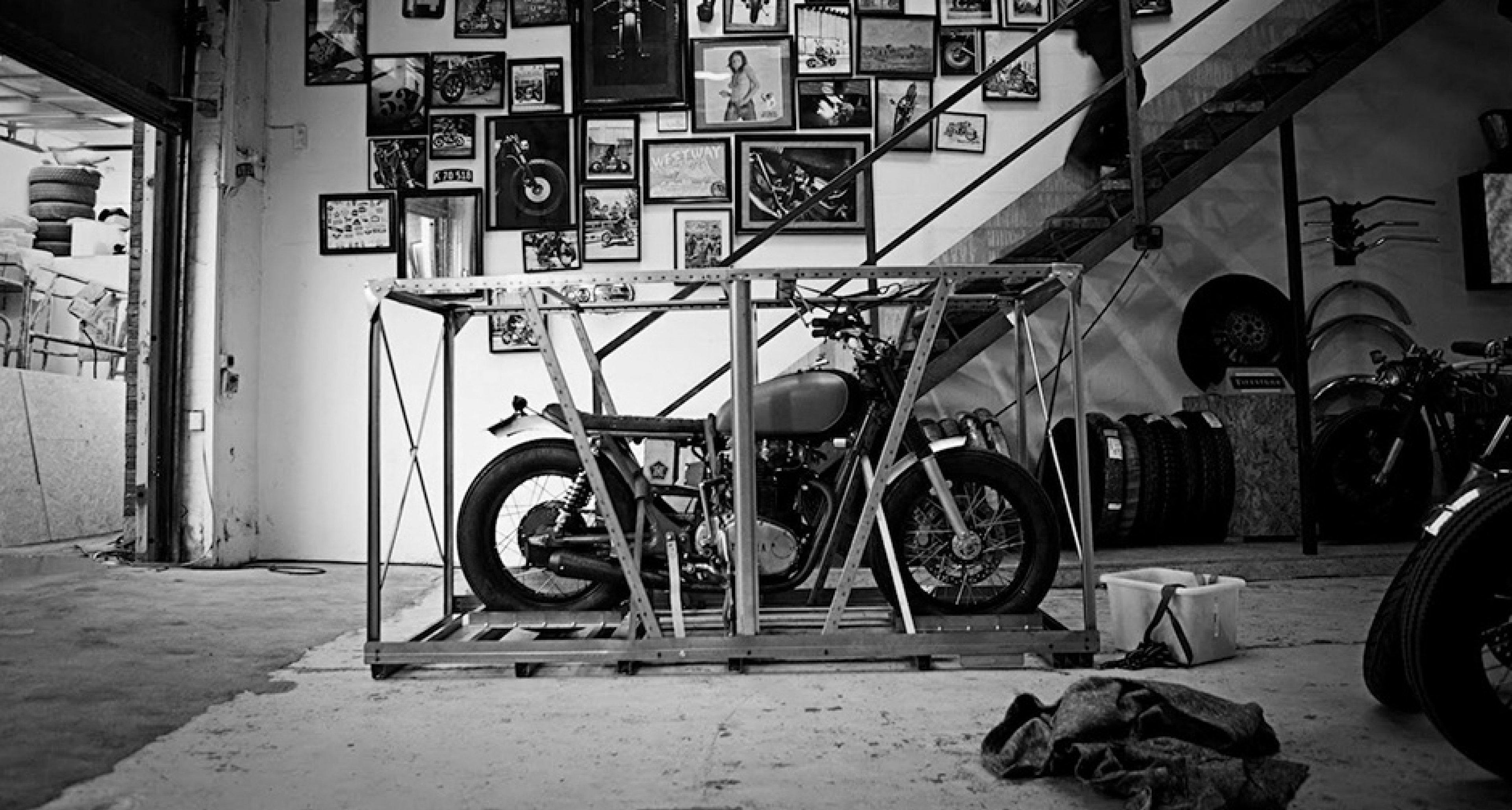Wrenchmonkees is one of the increasingly popular custom bike builders