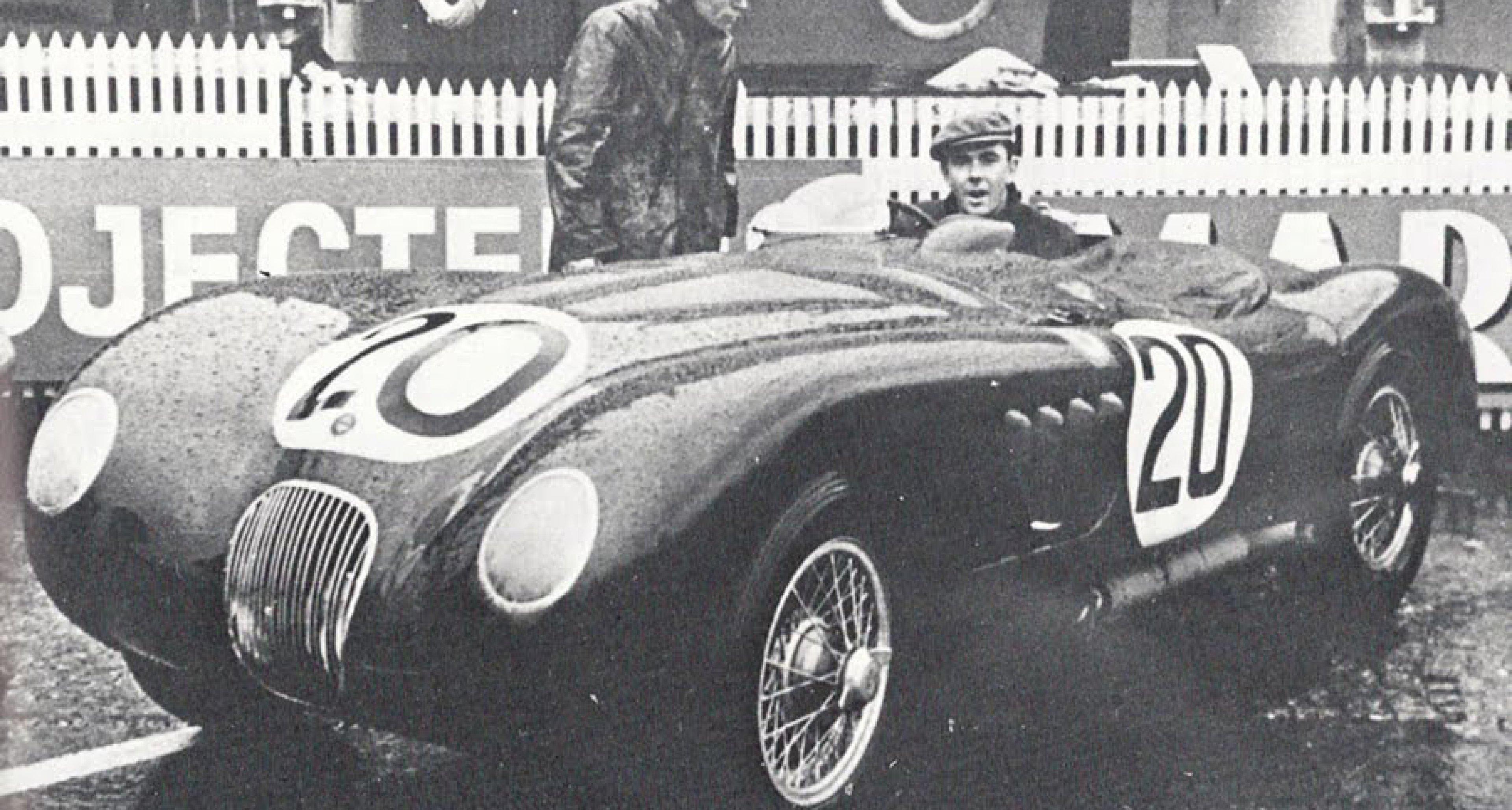 Jaguar Type C XKC003