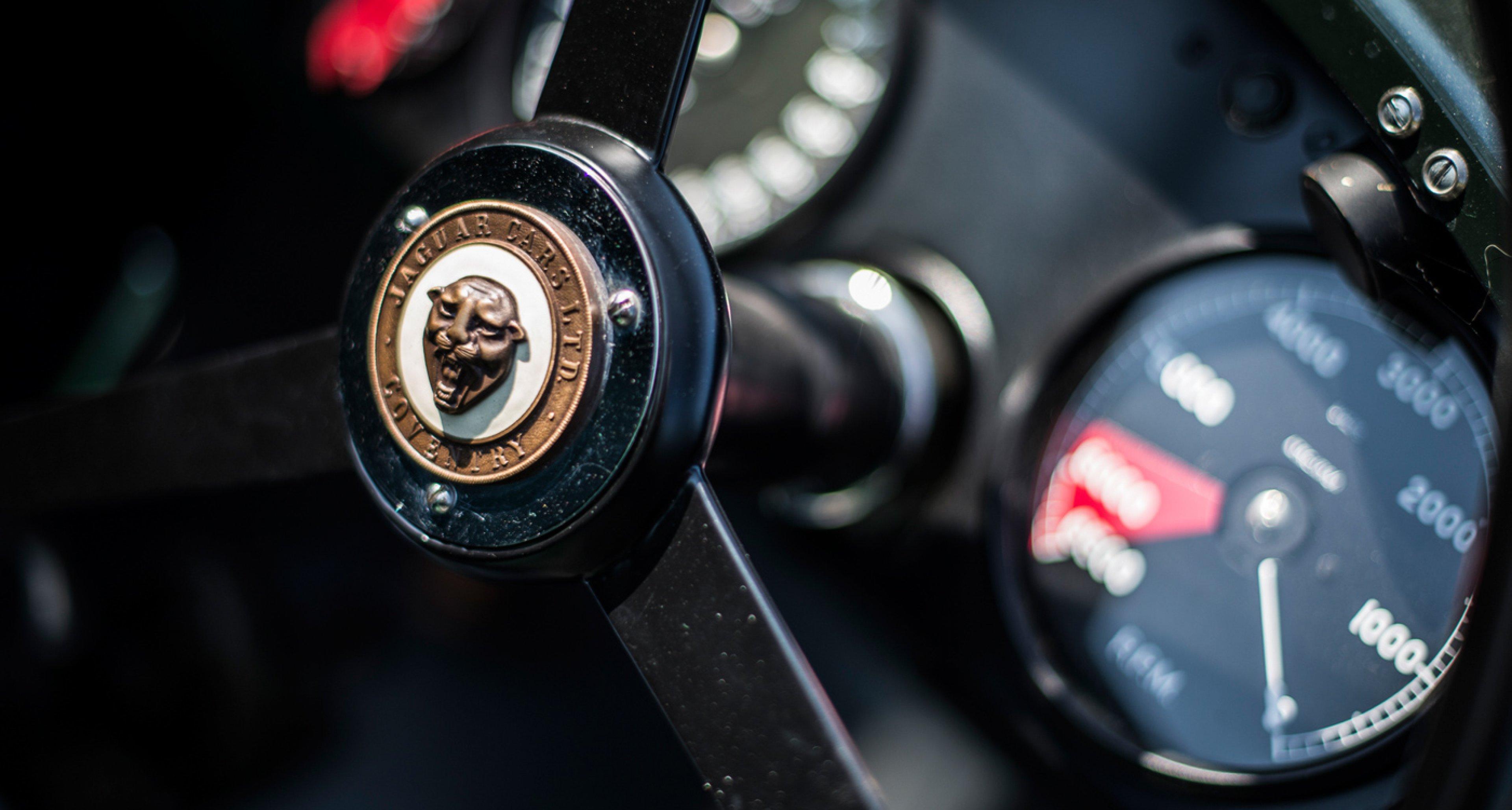 Jaguar Type C XKC003 Recreation