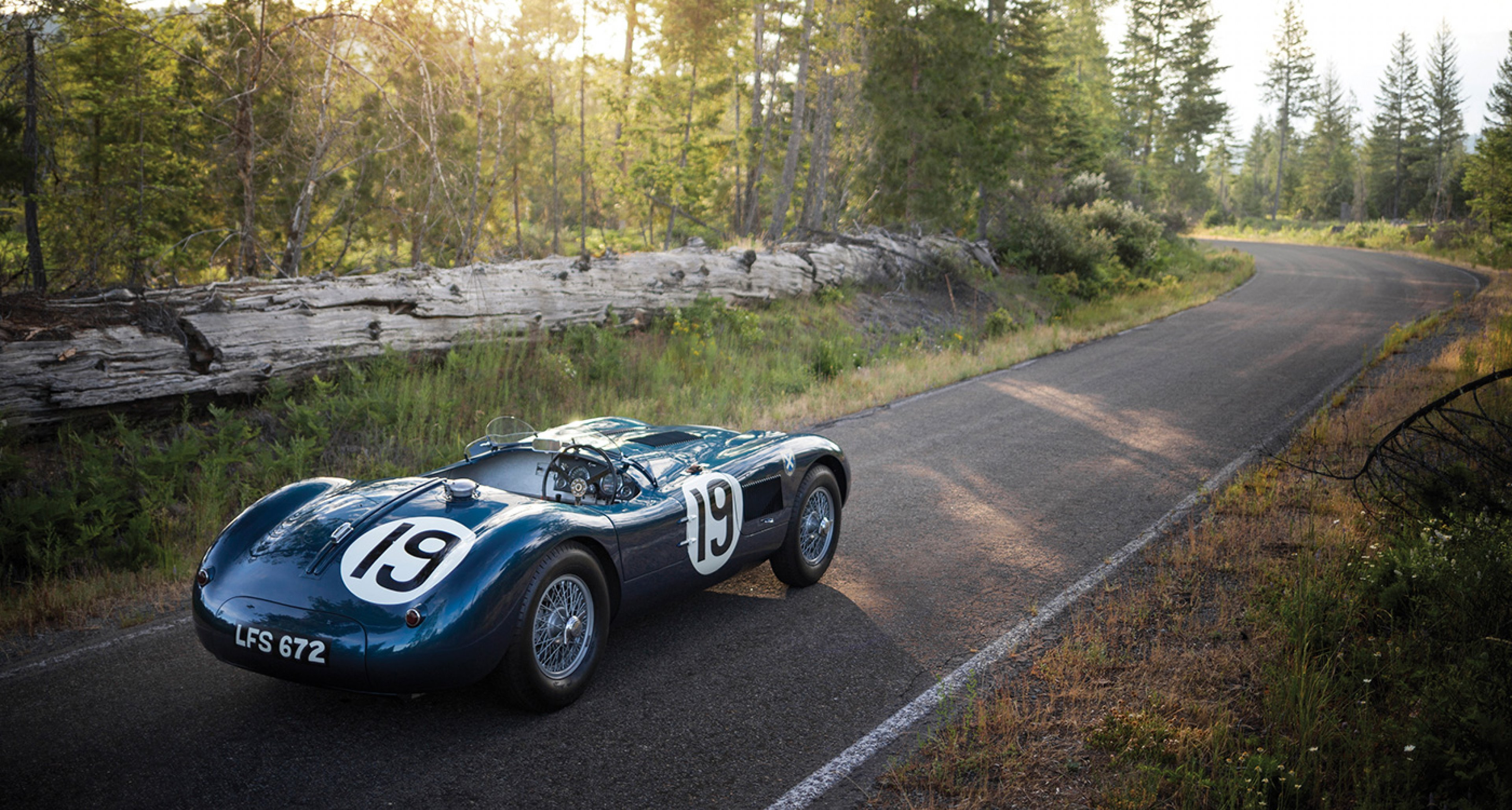 This Jaguar C Type Could Be Your Ticket To Holyroodhouse | Classic Driver  Magazine