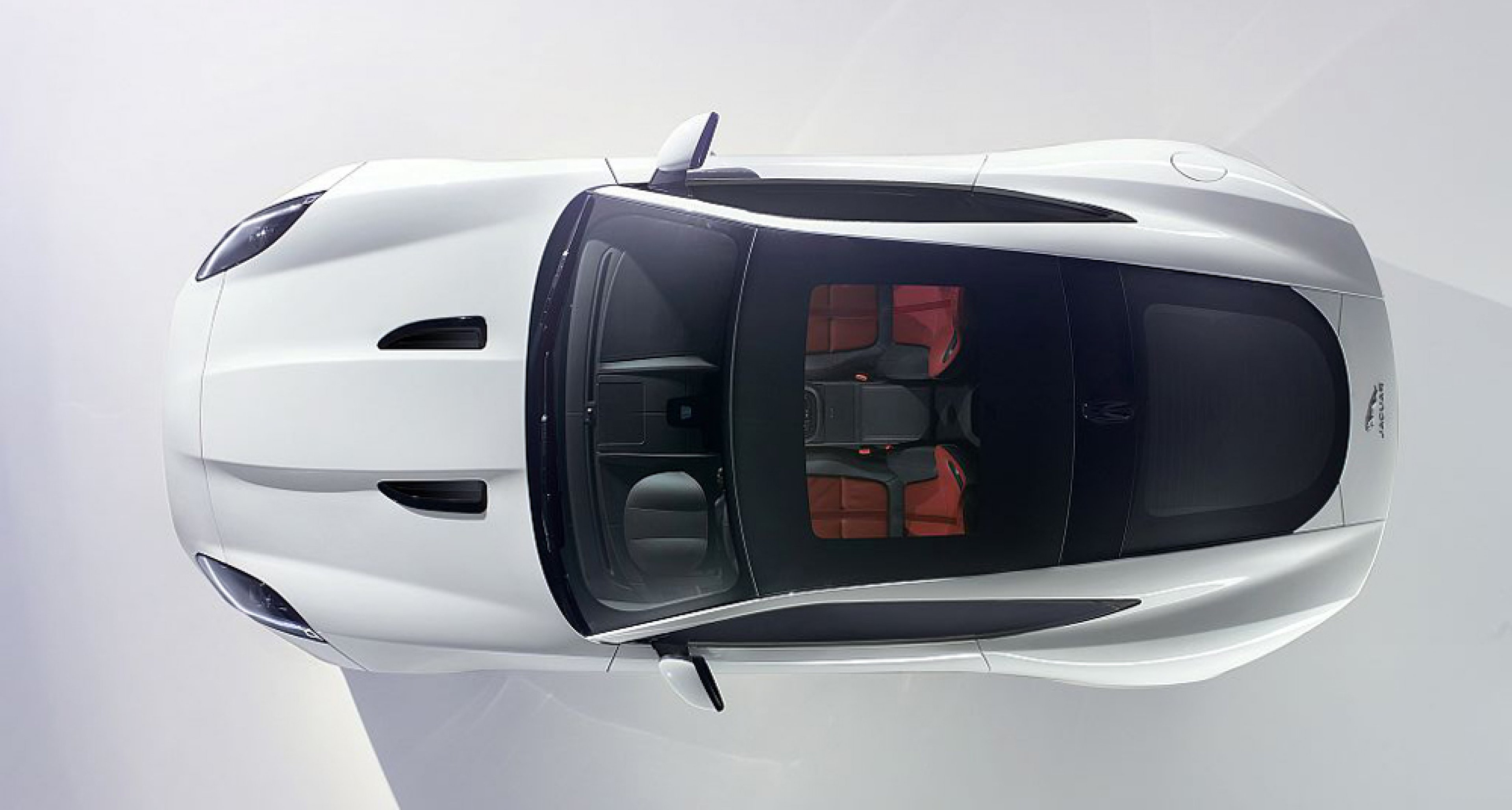 New Jaguar F-Type Coupe debuts at Los Angeles Motor Show 2013