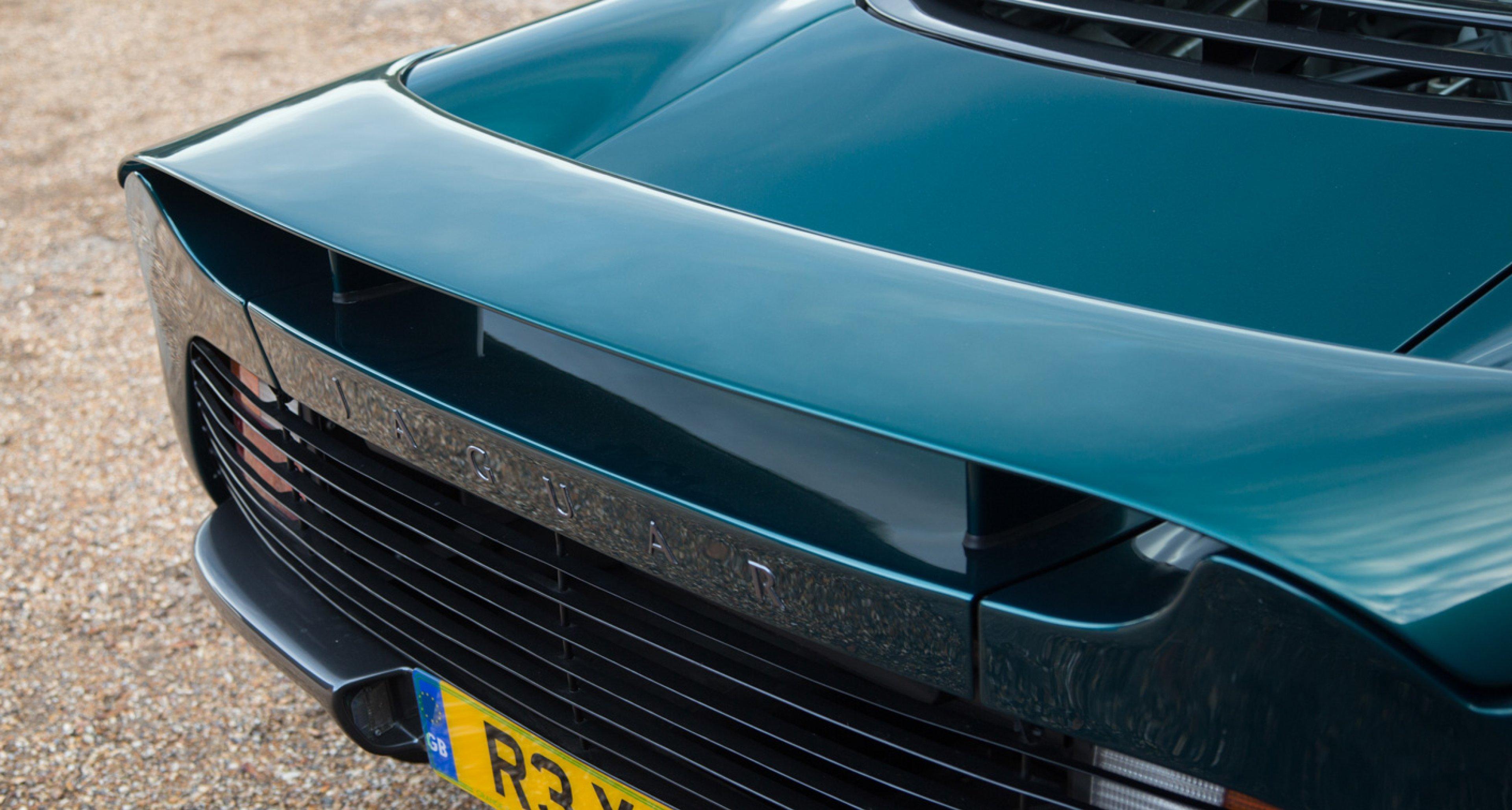 Jaguar XJ220 wing