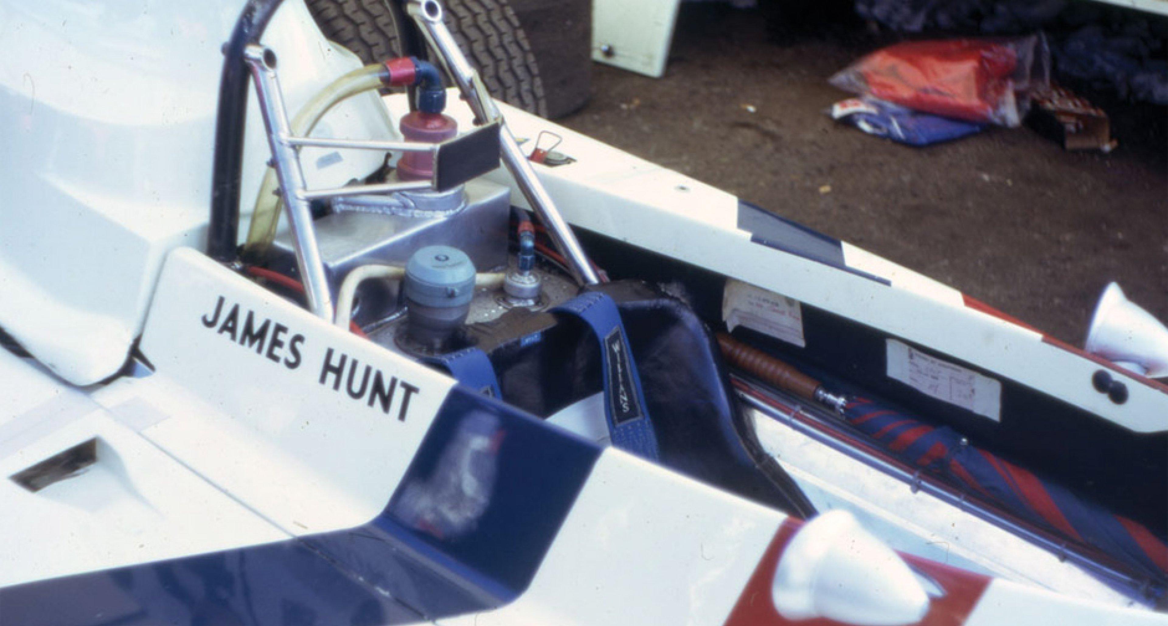 James Hunts Hesketh 308