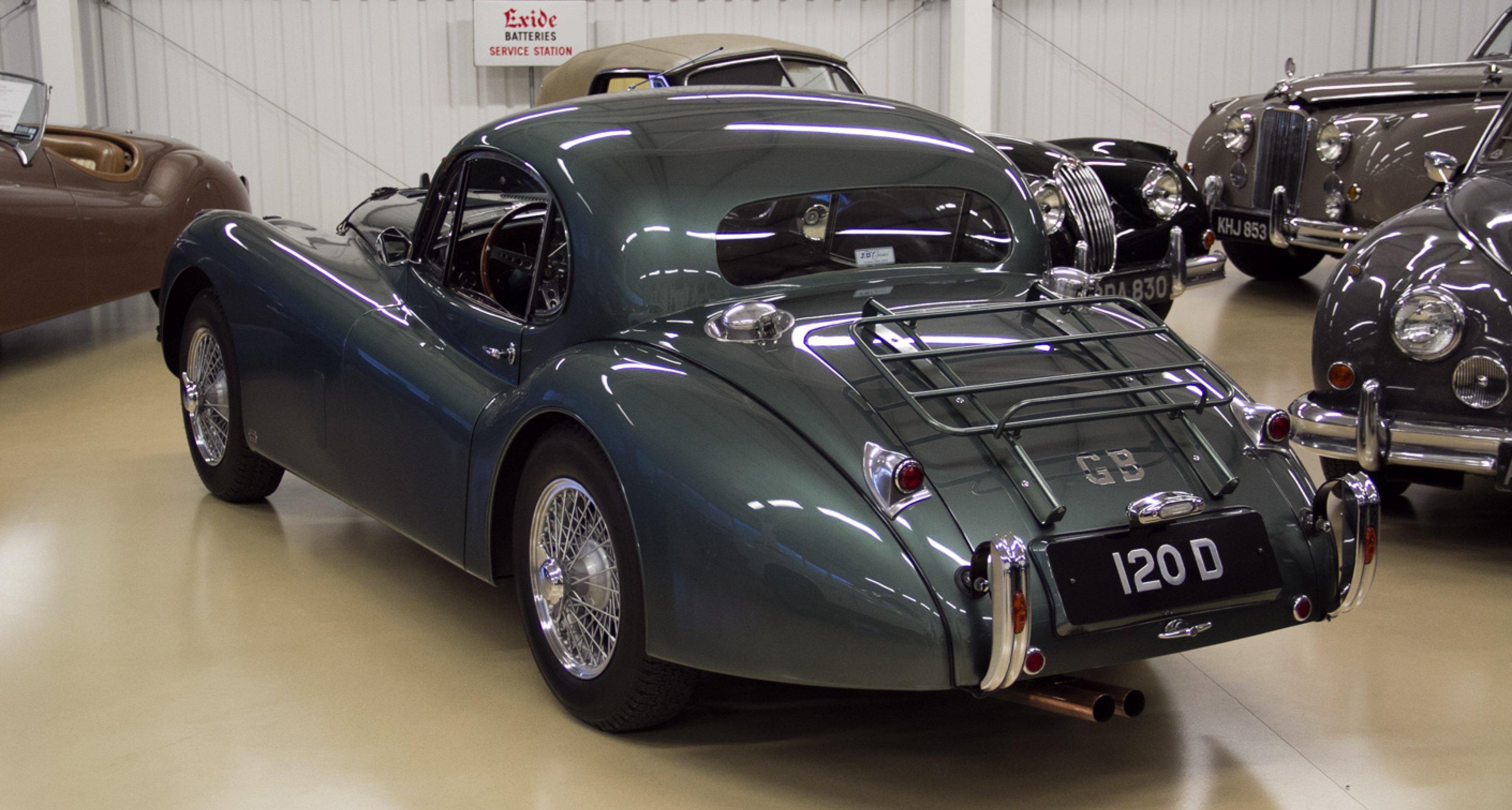 XK120 FHC