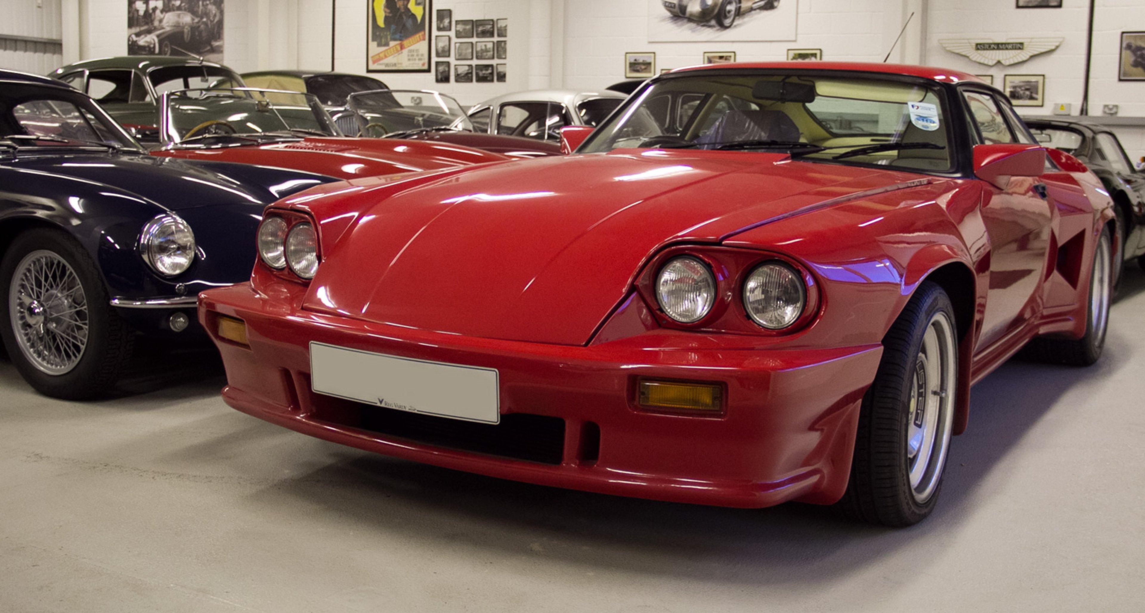 Lister Le Mans XJ-S
